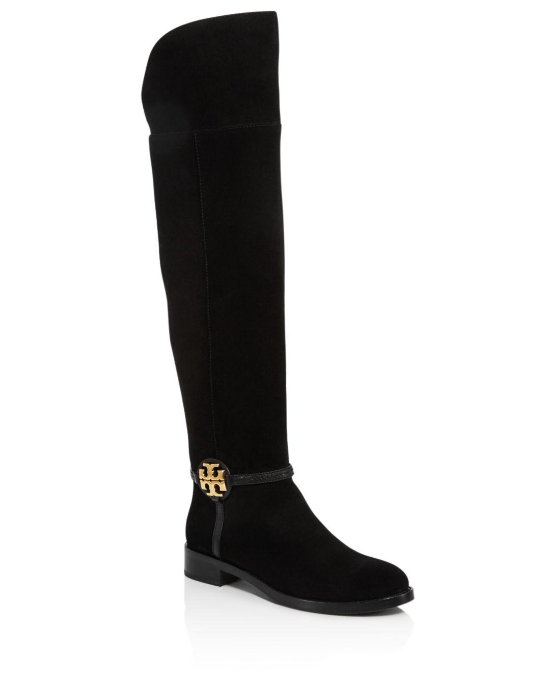 Tory Burch Leather Women's Miller Over