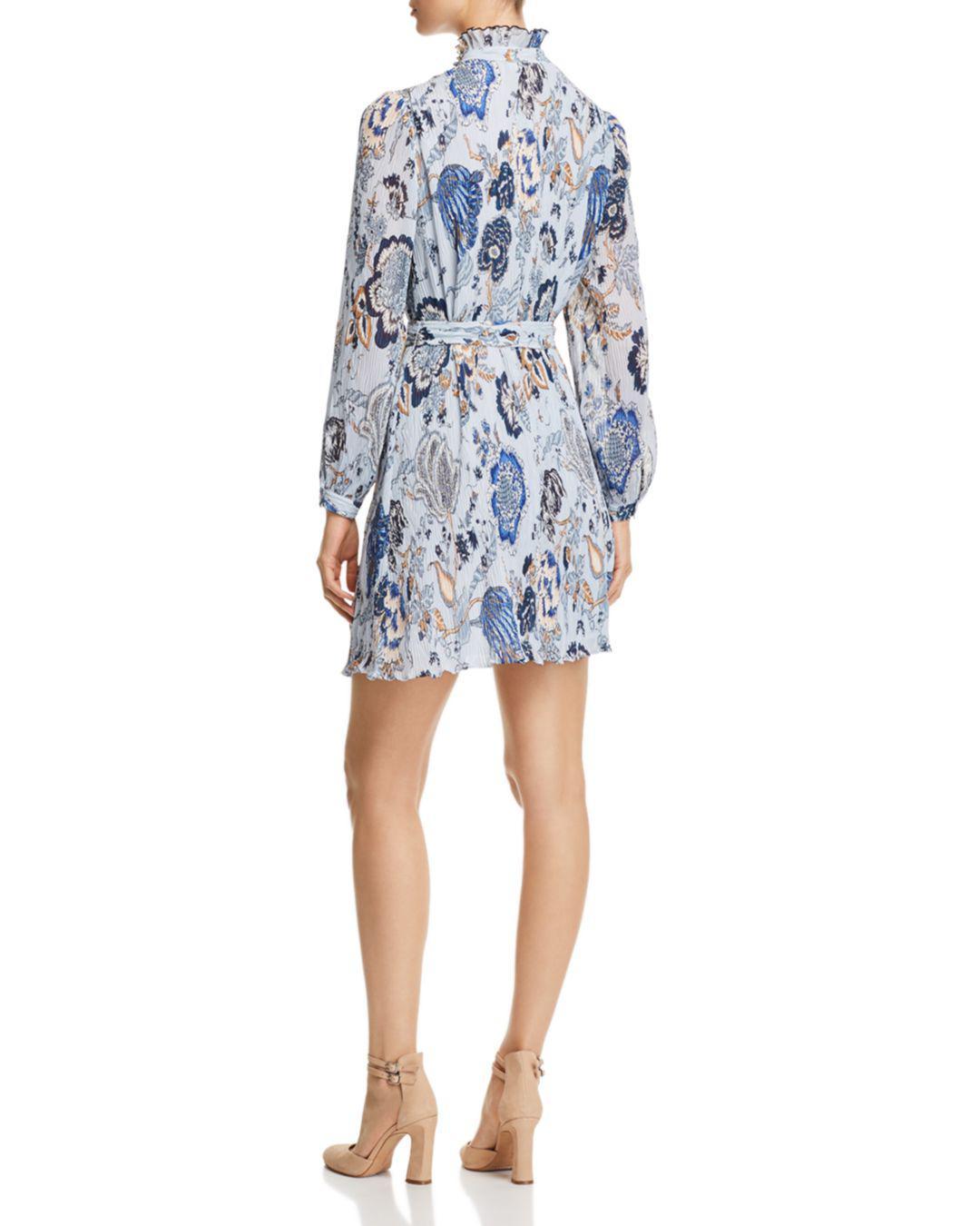61a5b723d6 Lyst - Tory Burch Deneuve Dress in Blue - Save 50%