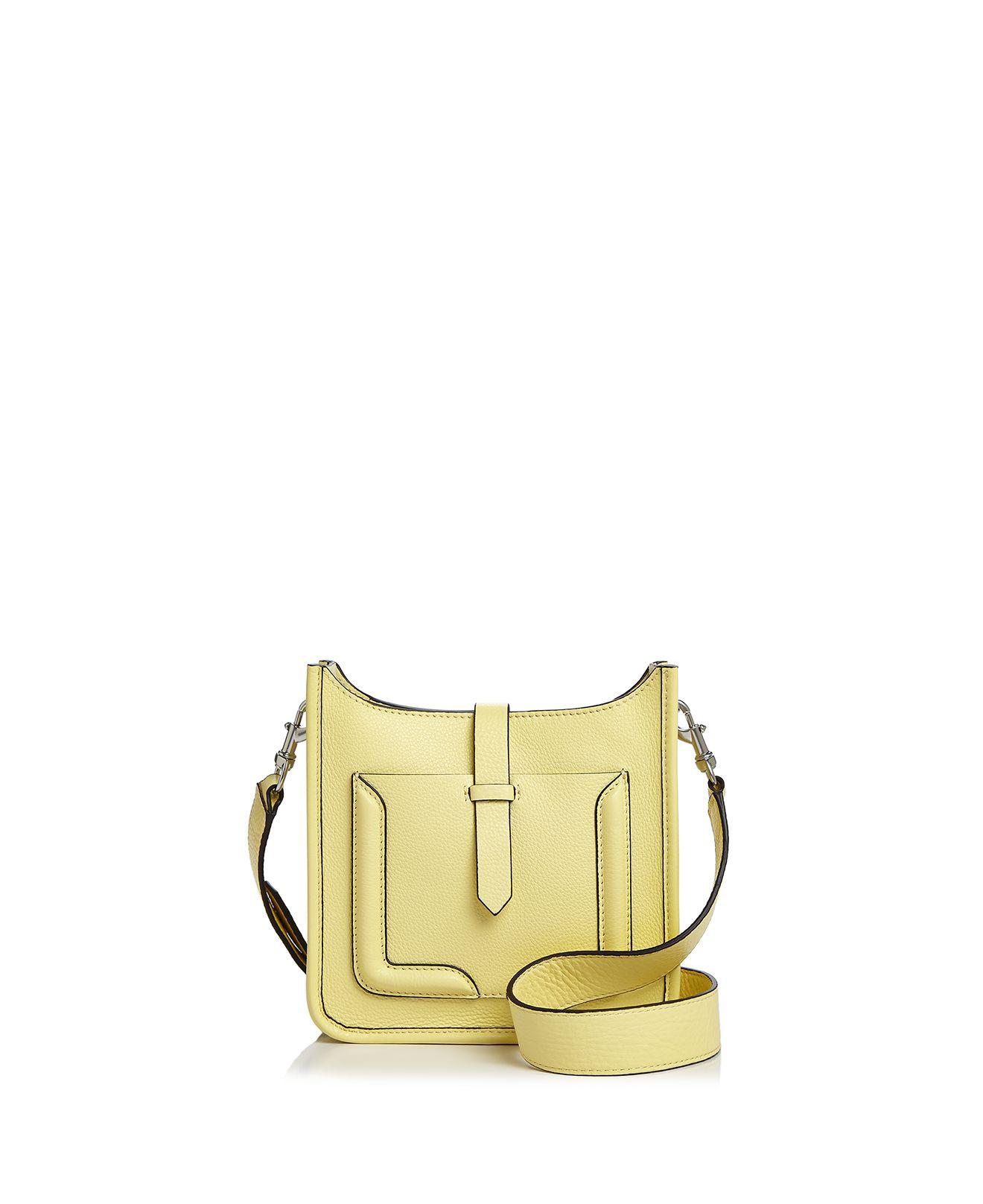 Mini Unlined Feed leather cross-body bag Rebecca Minkoff O1aPfwQY