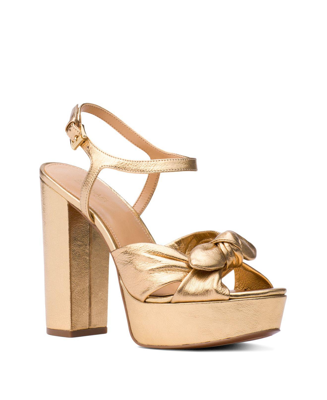 KOw2qnFkC7 Womens Pippa Leather Platform High-Heel Sandals Z17Gdocd