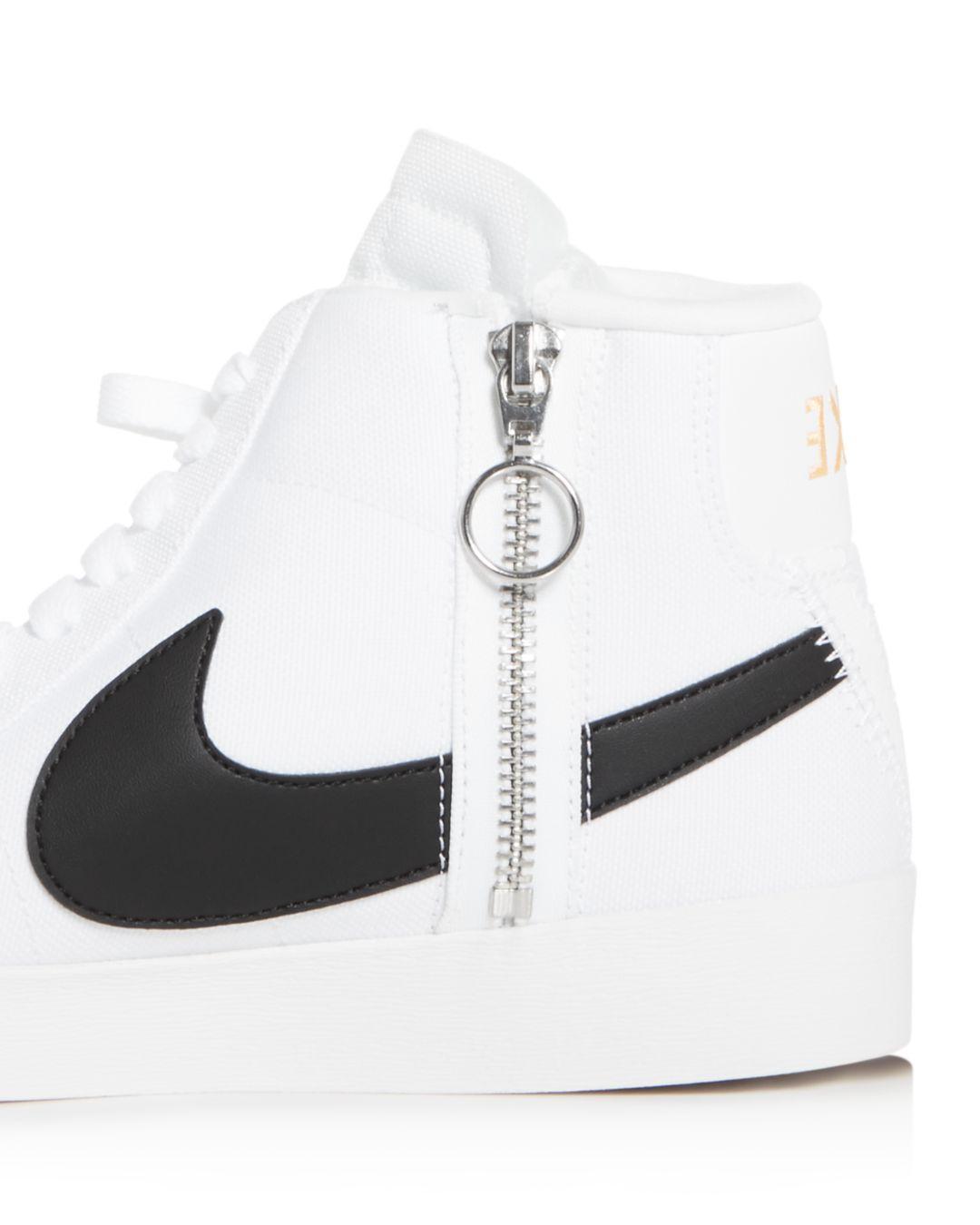 Nike Canvas Blazer Mid Rebel High Top