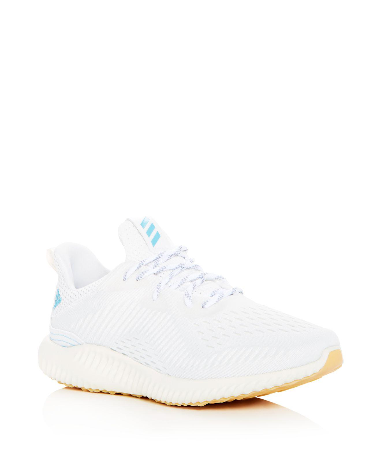 adidas Men's Alphabounce Parley Lace Up Sneakers OVnb0FU