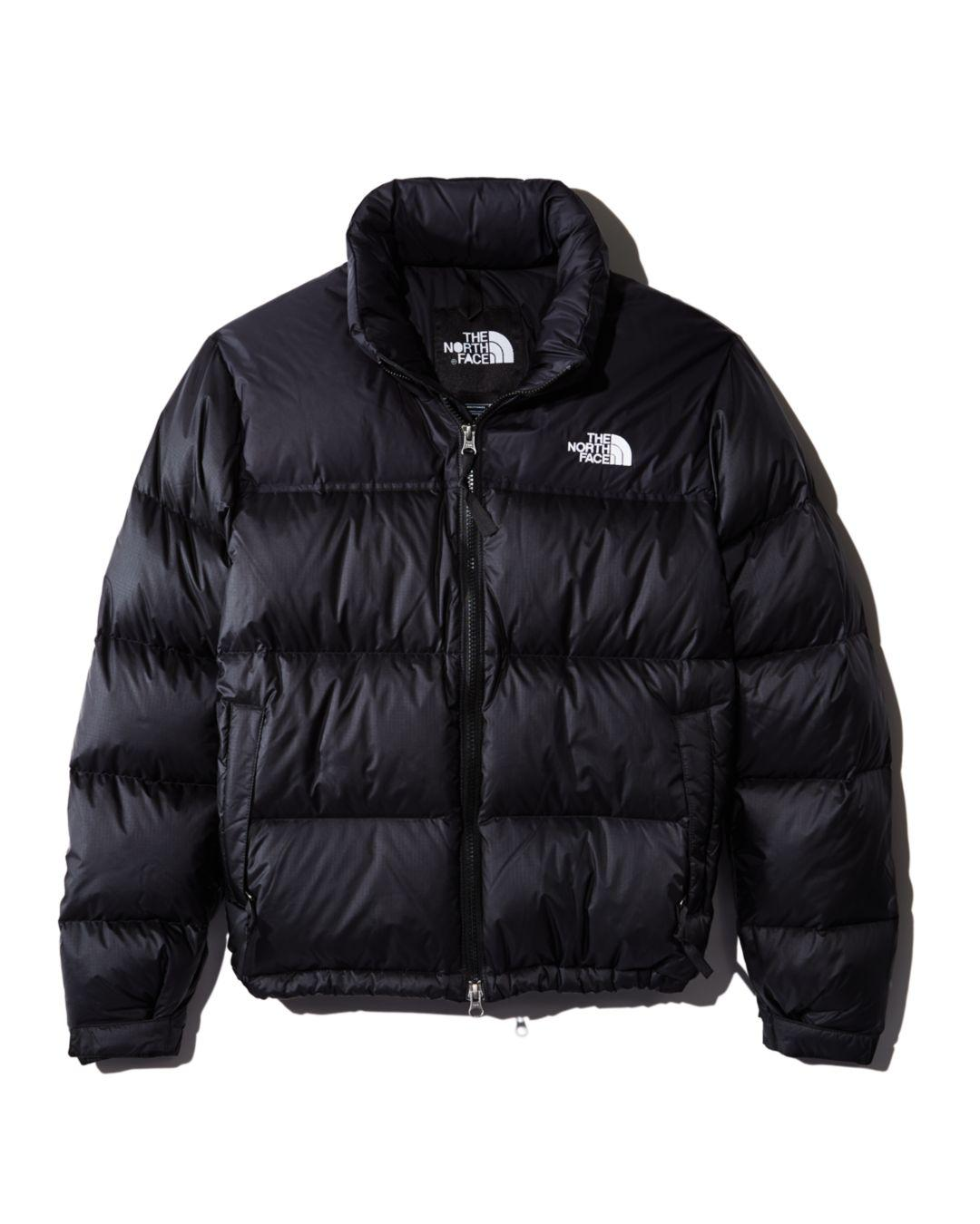 Lyst - The North Face 1996 Retro Nuptse Puffer Jacket in Black c1647b6f9
