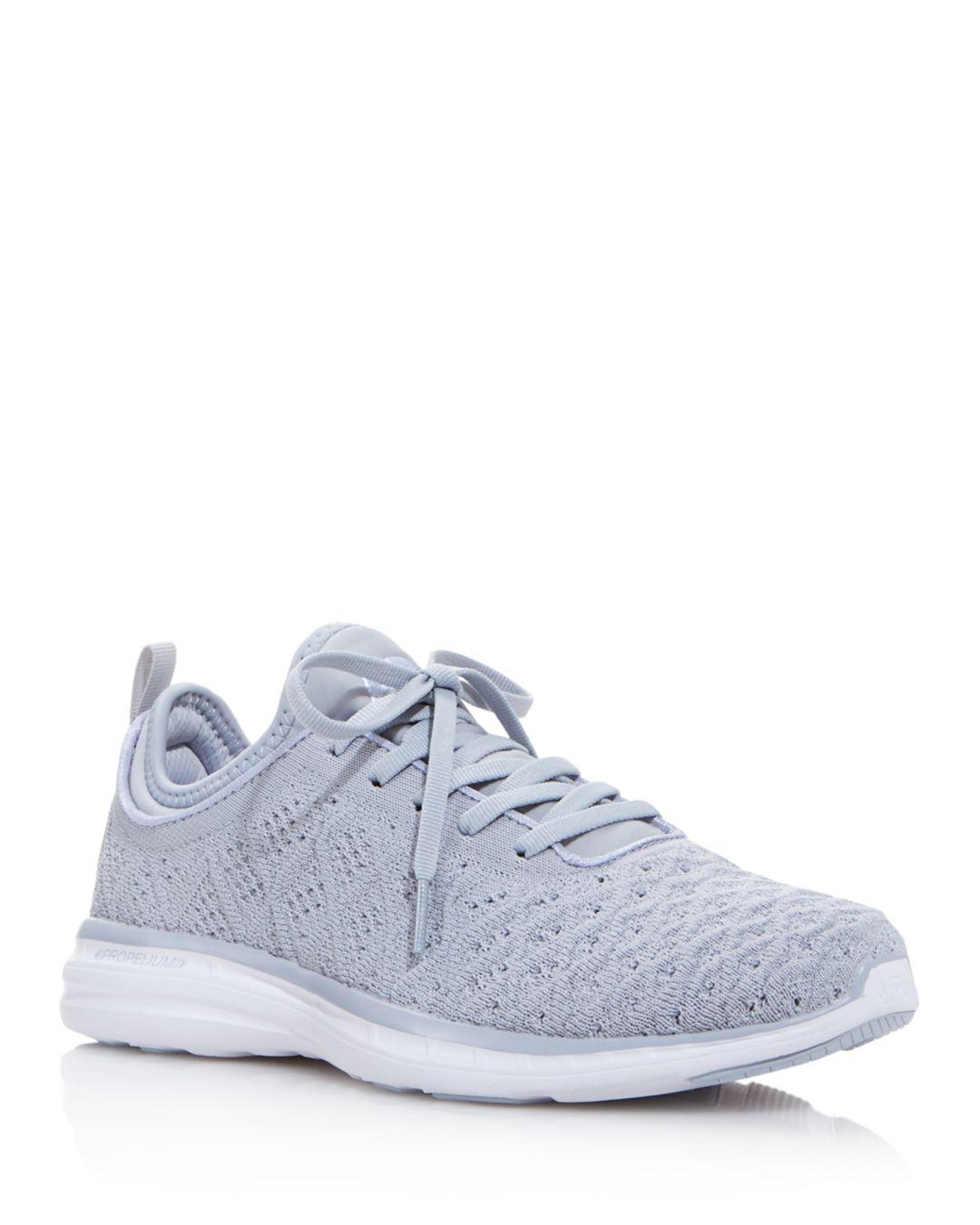 c4433537b662 Apl: Athletic Propulsion Labs. White Women's Phantom Techloom Knit Low-top  Trainers