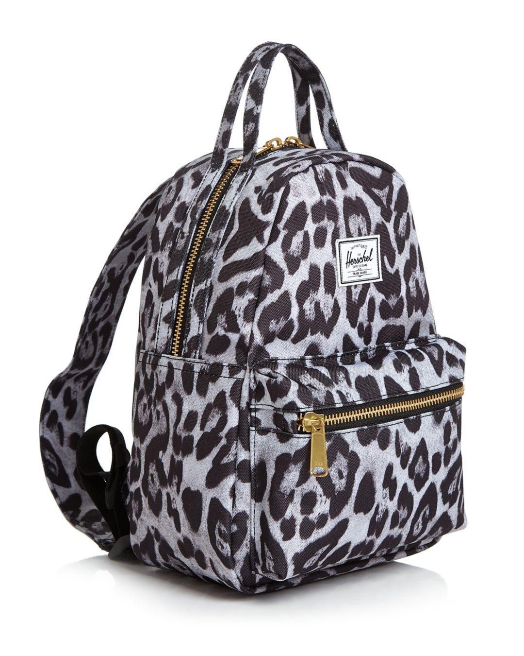 great deals united kingdom get cheap Herschel Nova Mini Snow Leopard Backpack
