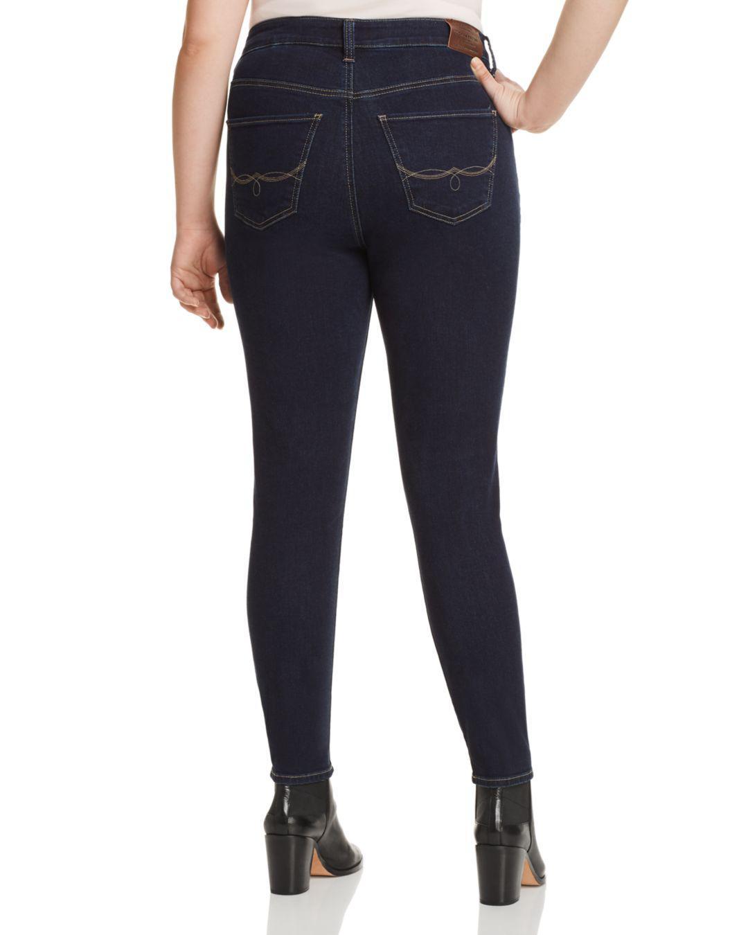 Lucky Brand Denim Emma Legging Jeans In Breaker in Blue