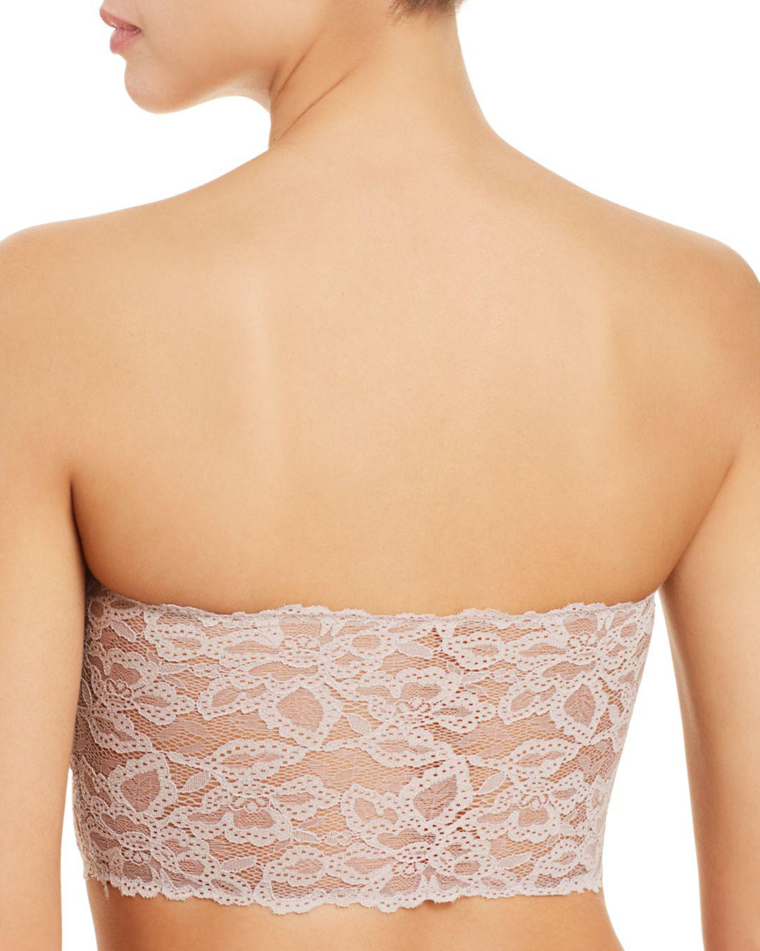3b341491d9110 B.Tempt D By Wacoal B. Charming Sheer Lace Bandeau 910232 - Lyst