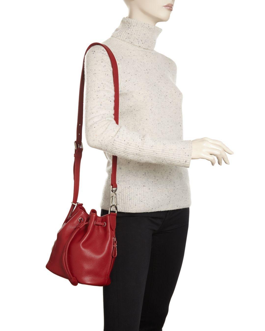 La Foulonne Small Bucket Bag