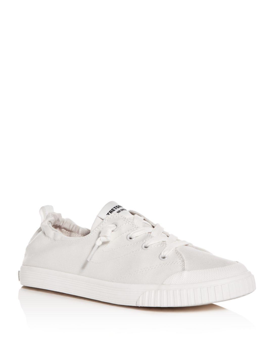 Tretorn Women's Meg Low - Top Sneakers