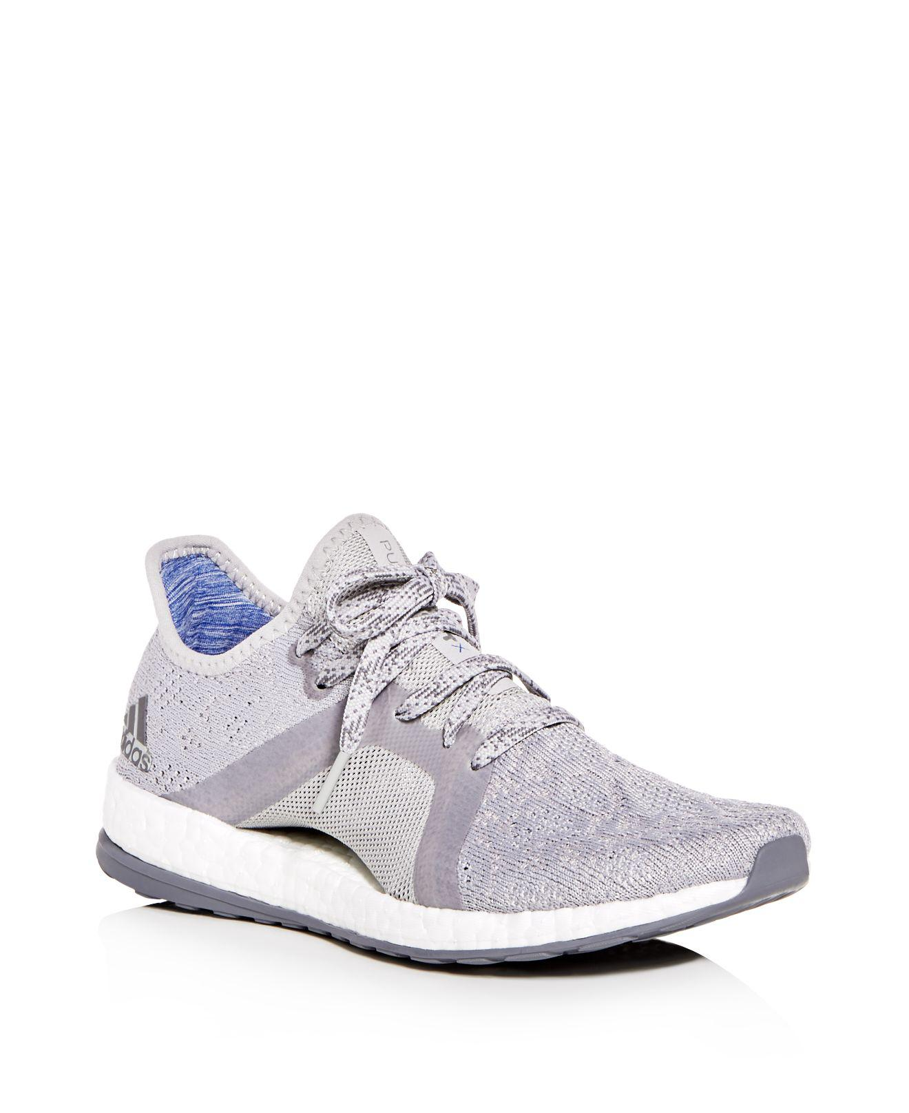 Free Shipping Sast Purchase Your Favorite  adidas Women's Pureboost X Element Knit Lace Up Sneakers 3wIL9MXtb