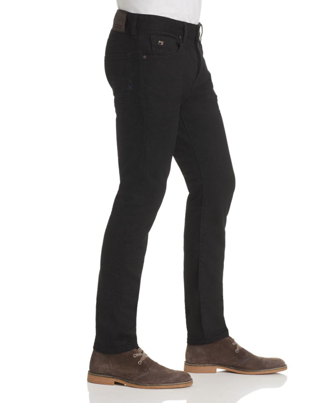 In Fit For Slim Soda Ralston Men Scotch Black Jeans amp; Stay YpqBFF