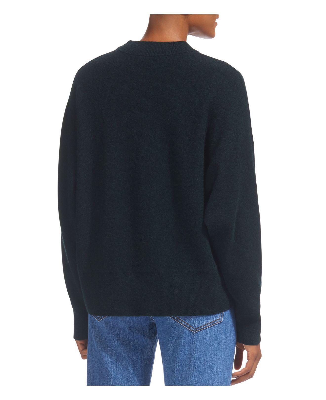 Dark Green Cashmere Sweater