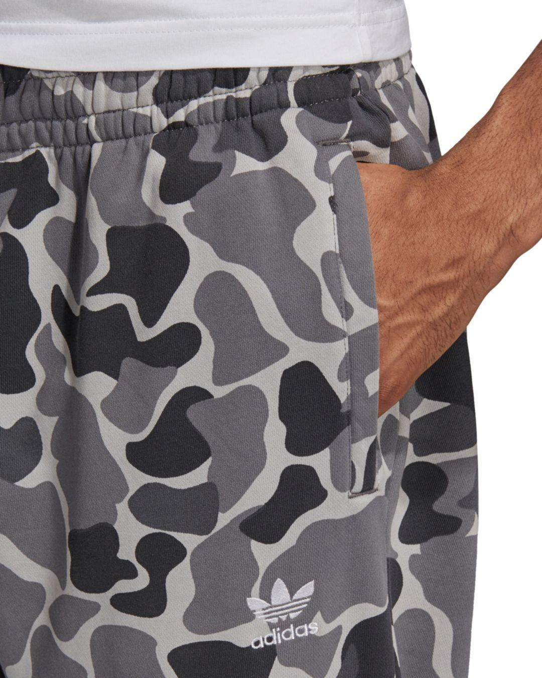 88763e3ae8 adidas Originals Camouflage Ombre Sweatpants in Gray for Men - Lyst