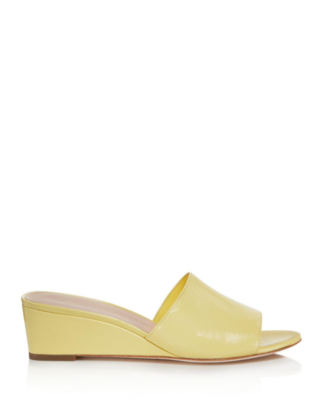 ad85aac5b7 Lyst - Loeffler Randall Women's Tilly Demi Wedge Slide Sandals - Save 40%