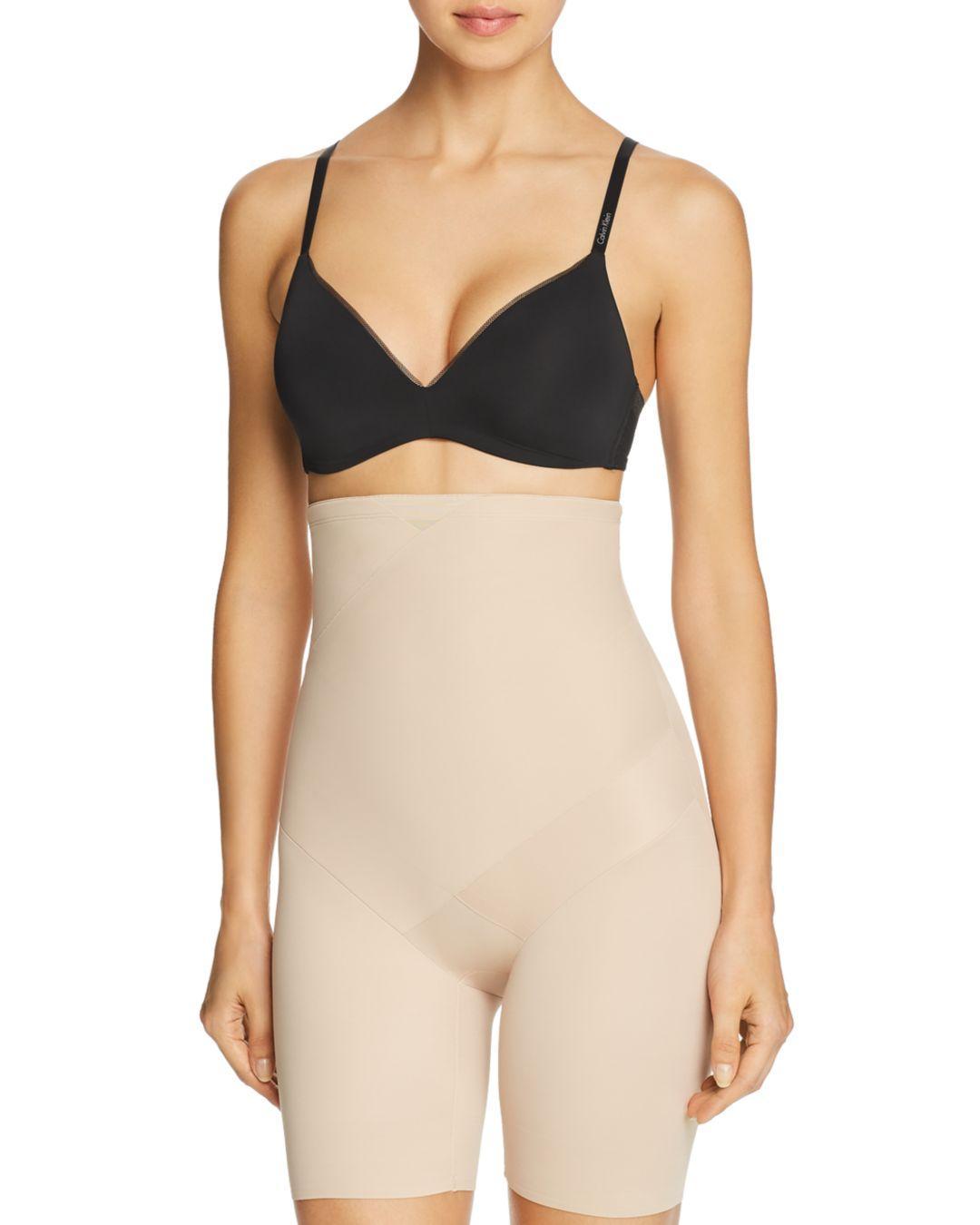 3779ae24f6e Tc Fine Intimates. Women's Natural Tummy Tux High-waist Thigh Slimmer Shorts