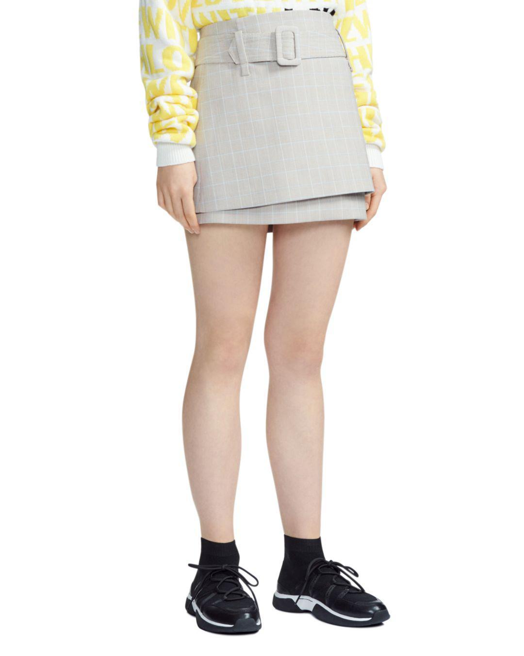 96c14bccbc Maje. Women's Jikam Mini Skirt