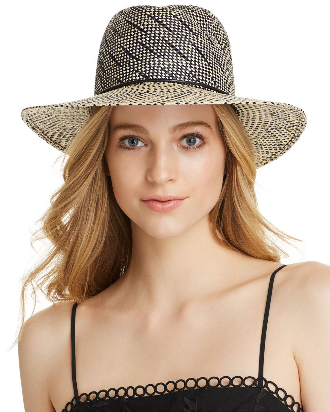 1d252478495f9 Rag   Bone. Women s Zoe Panama Hat