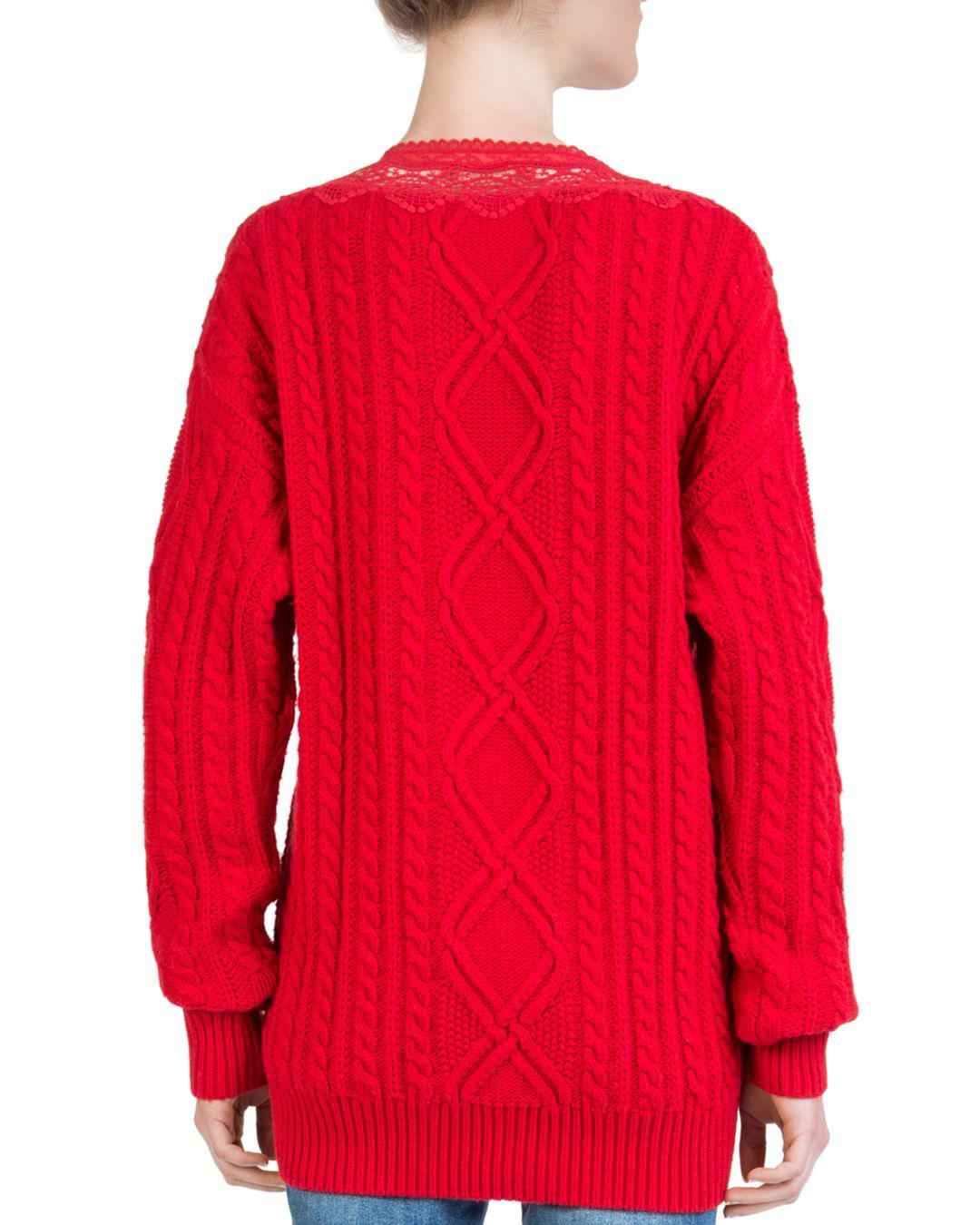 Gallery. Previously sold at  Bloomingdale s · Women s Cable Knit Sweaters  ... 3b02efbfc
