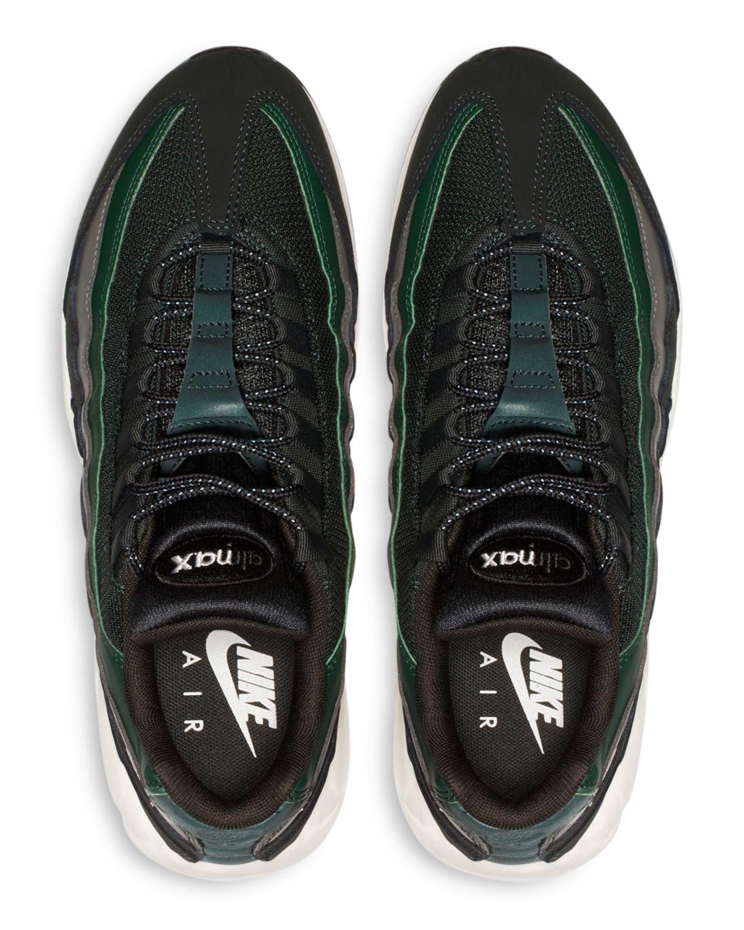 reputable site 8fde7 02e56 Nike Air Max 95 Essential Outdoor Green  Sail-fir-vintage Lichen in Green  for Men - Save 14% - Lyst