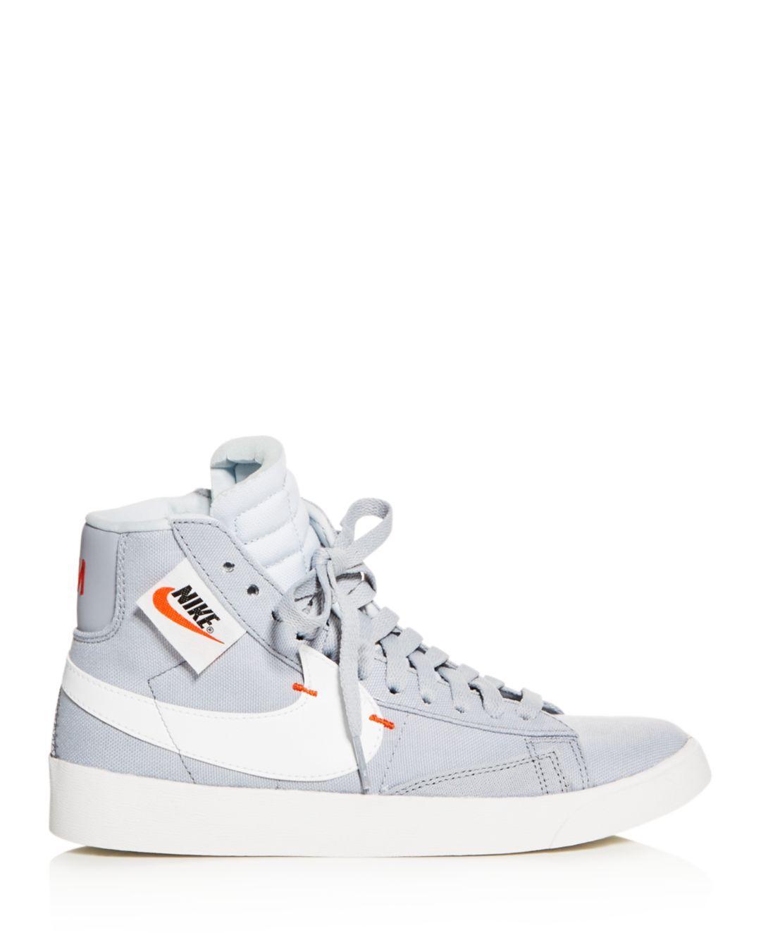 Blazer Women's Sneakers Mid Rebel Top UpLMVzqSG