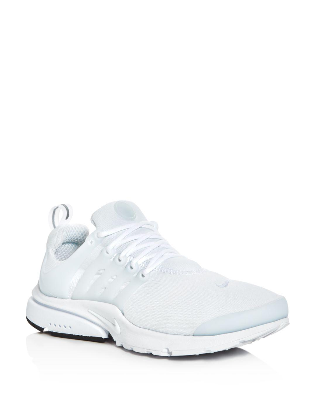 47b87987f47b Lyst - Nike Men s Air Presto Essential Lace-up Sneakers in White for Men