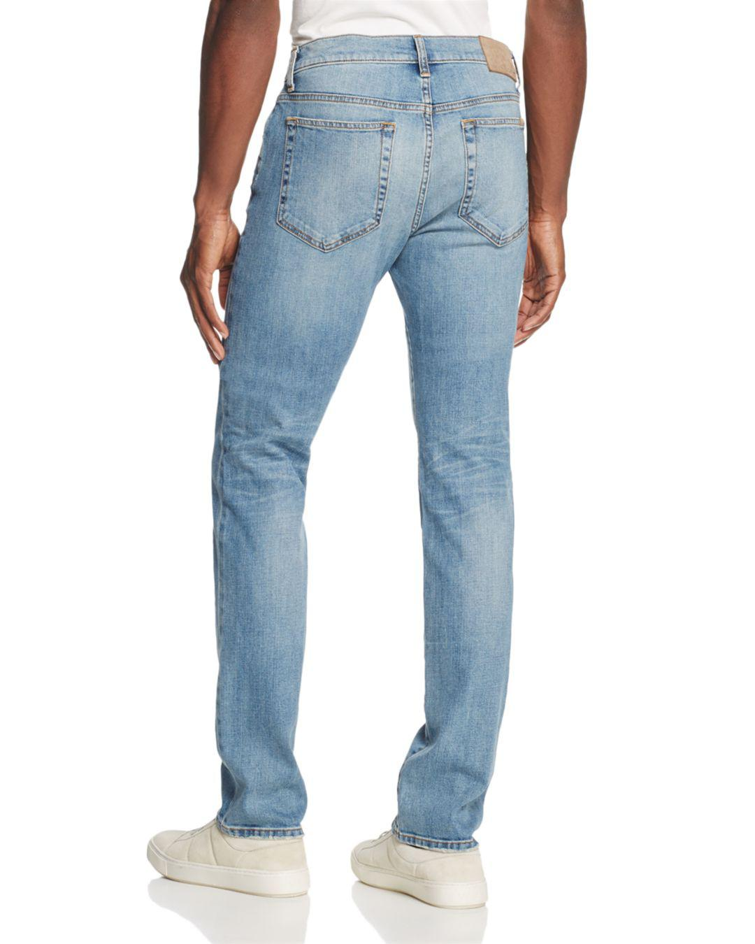 Joe's Jeans Denim Wyman Brixton Slim Straight Fit Jeans In Light Blue for Men