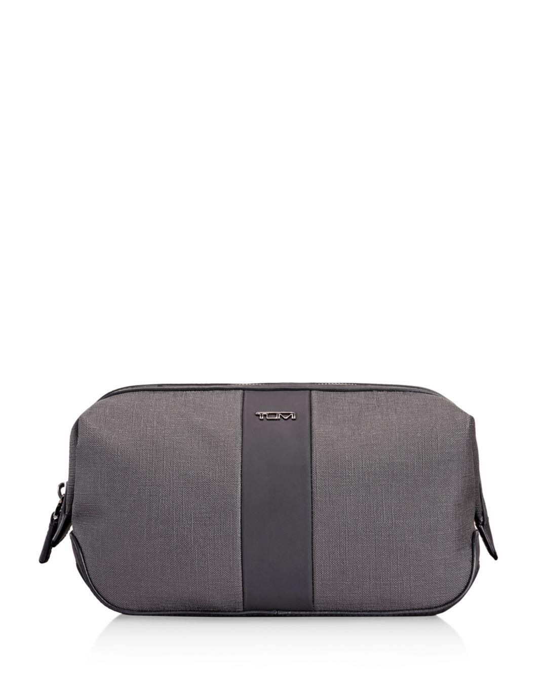 Tumi Ashton Raymond Travel Kit In Gray For Men Lyst
