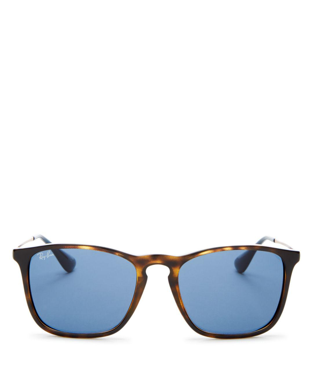 dc9d8c7ebd Lyst - Ray-Ban 54mm in Blue for Men