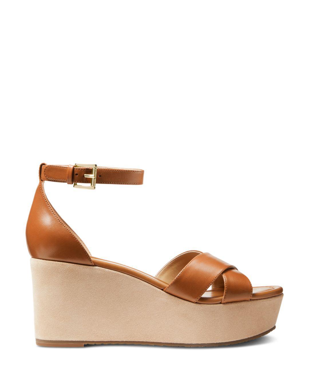 Desiree Wedge Sandals