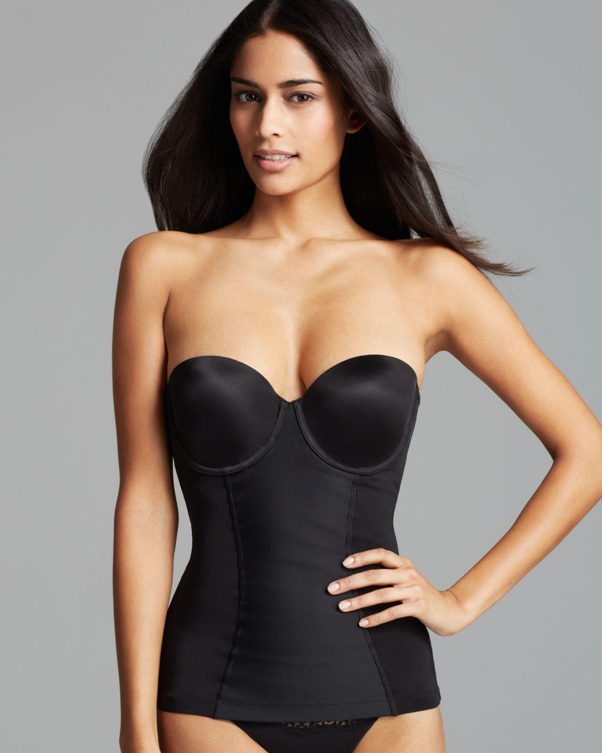 Spanx Boostie-yay Camisole Corset #1907 in Black