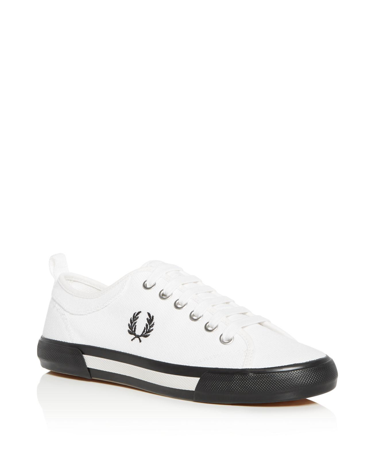 Fred Perry Men's Horton Lace Up Sneakers RrQXiCdLo7