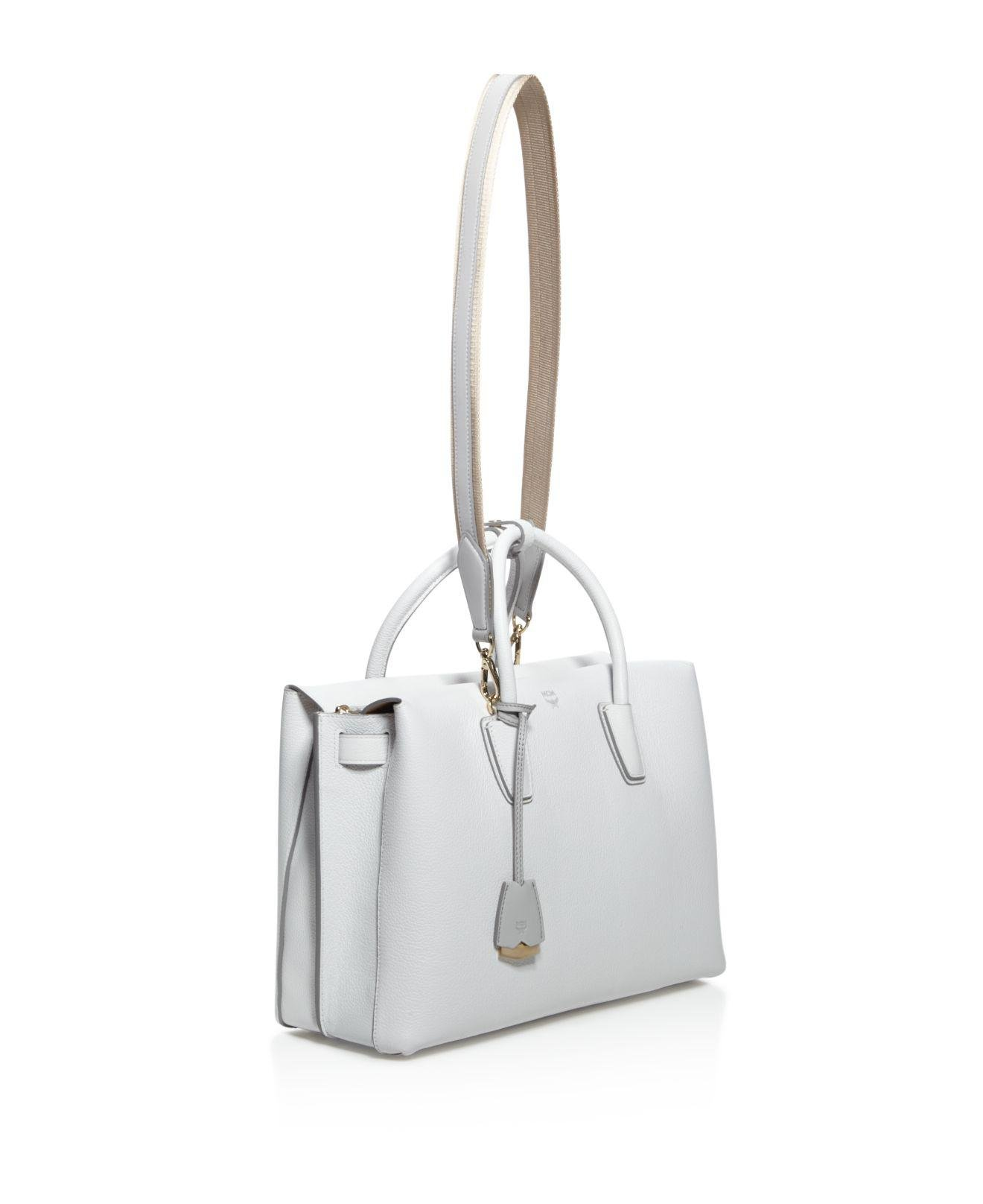 MCM Synthetic Large Milla Tote