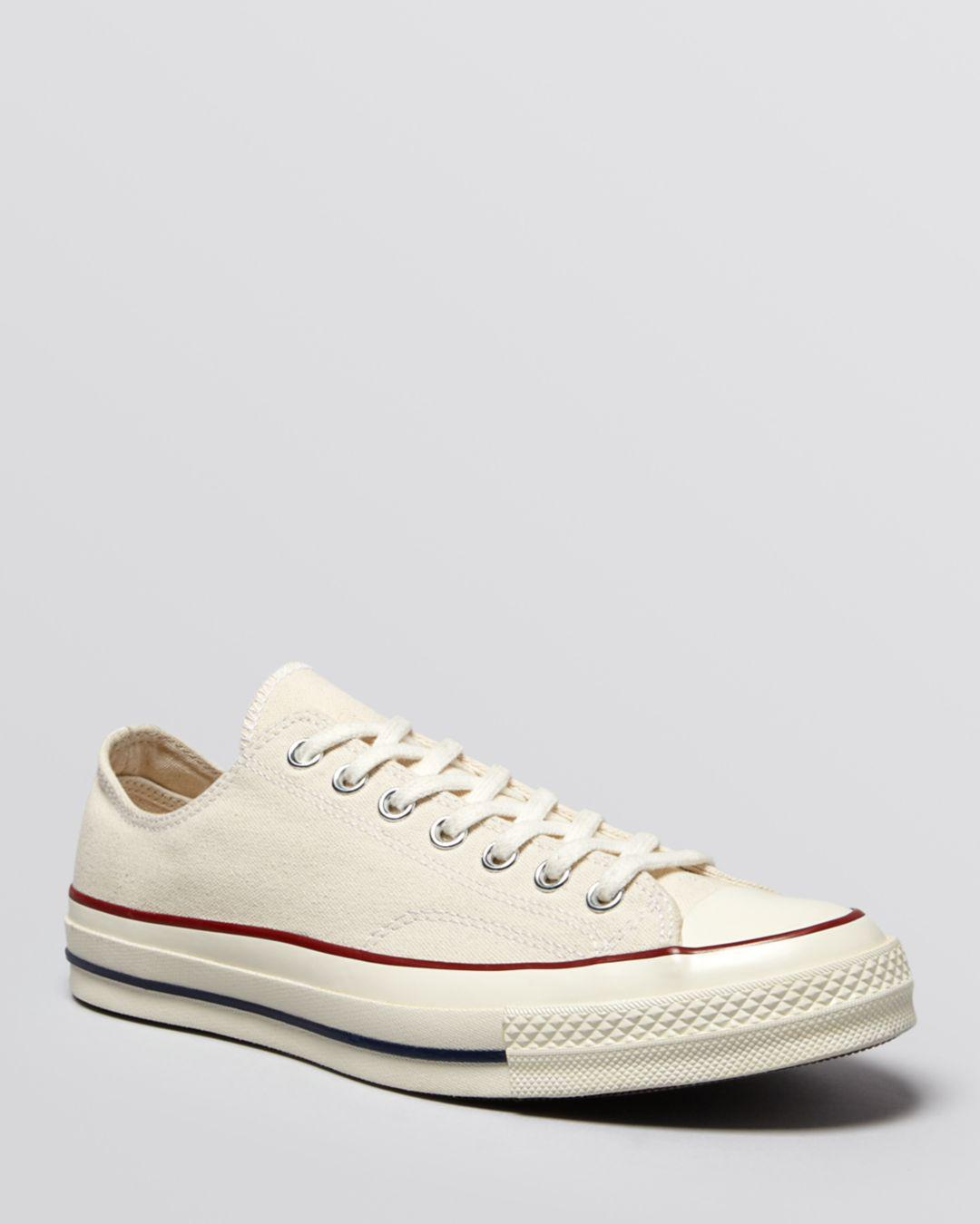 24b3827cc895 Lyst - Converse Men s Chuck Taylor All Star  70 Lace Up Sneakers in ...