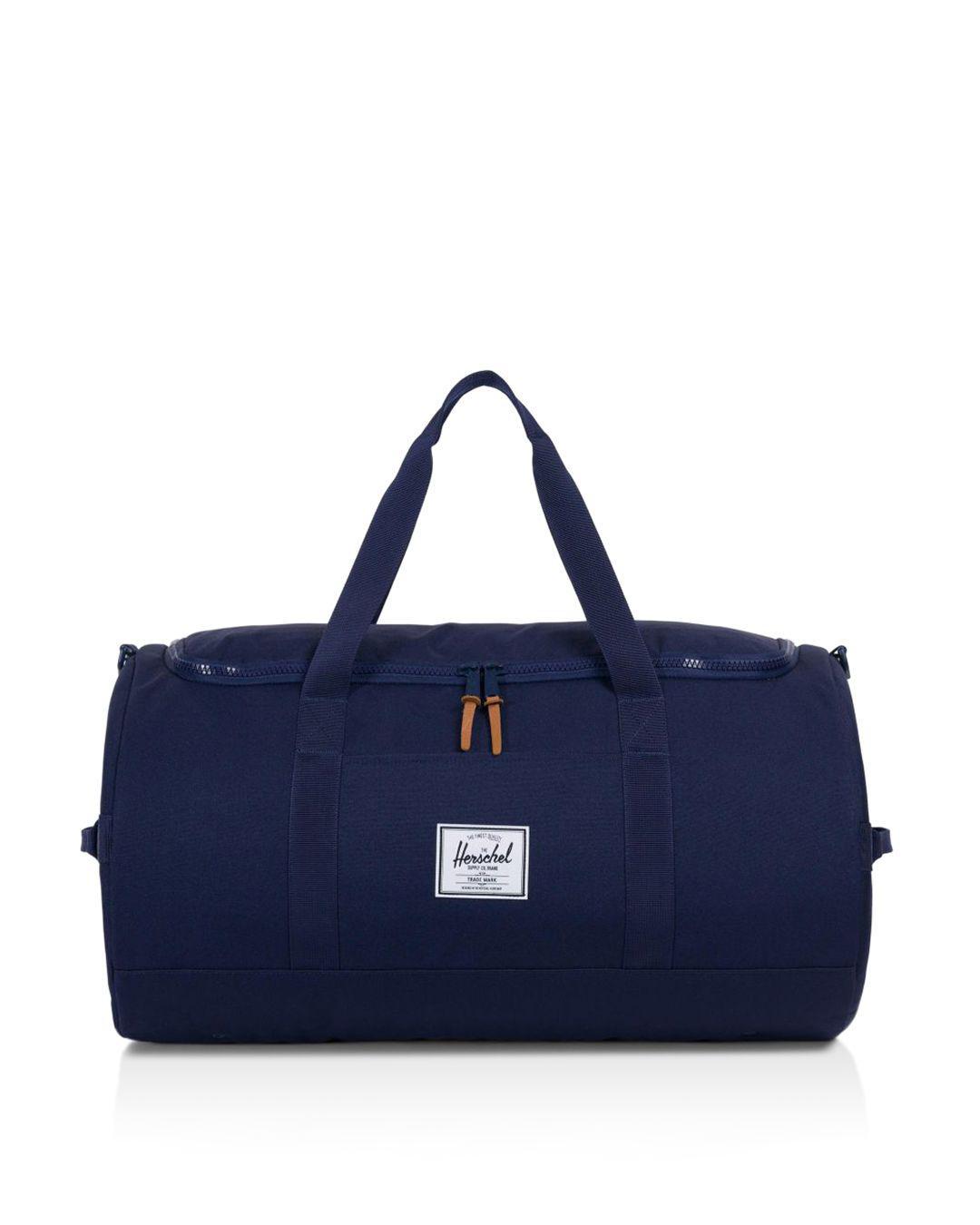 3476e46e59f0 Lyst - Herschel Supply Co. Sutton Duffle in Blue for Men