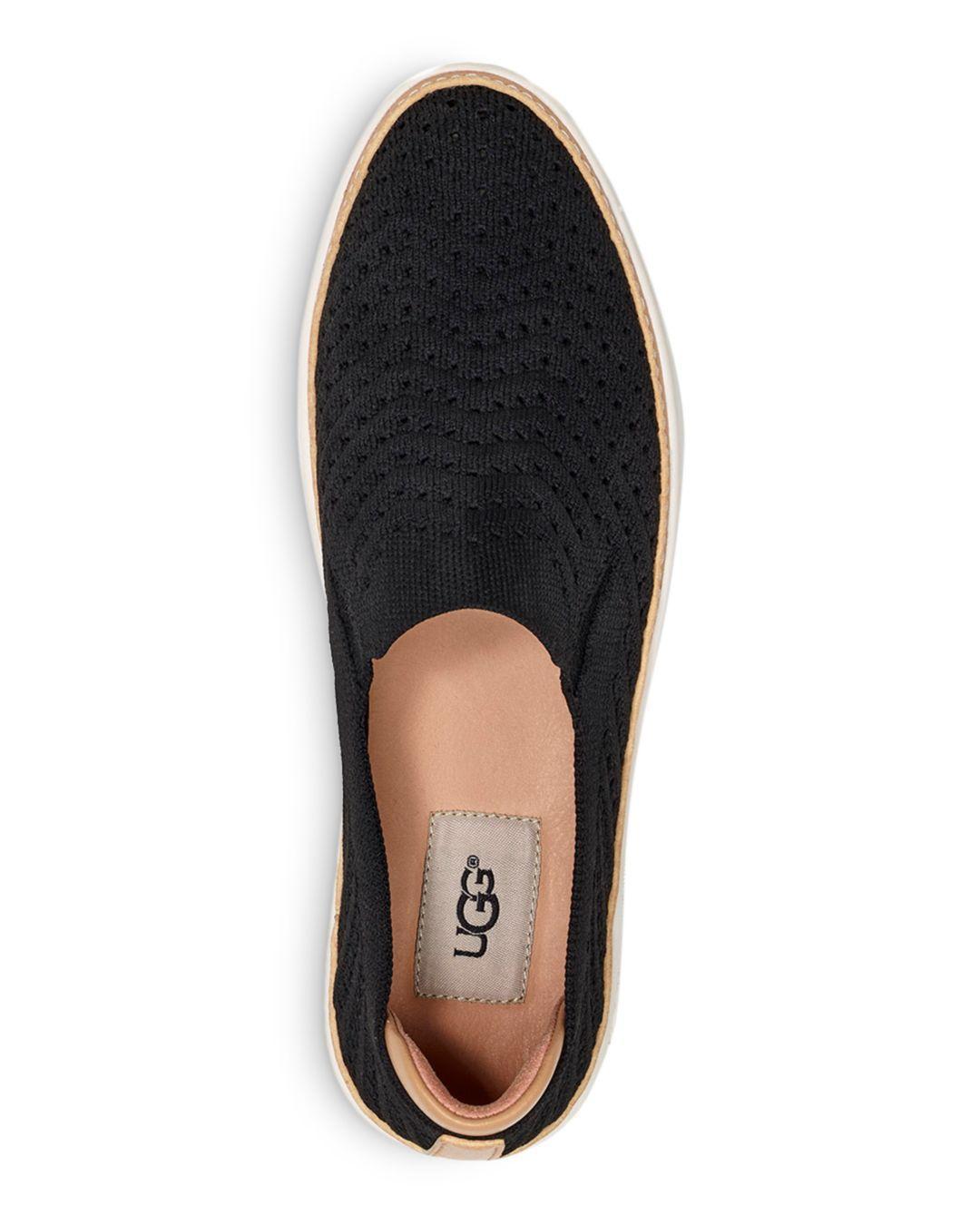 7cb4156b9c9 Women's Sammy Chevron Knit Slip - On Sneakers