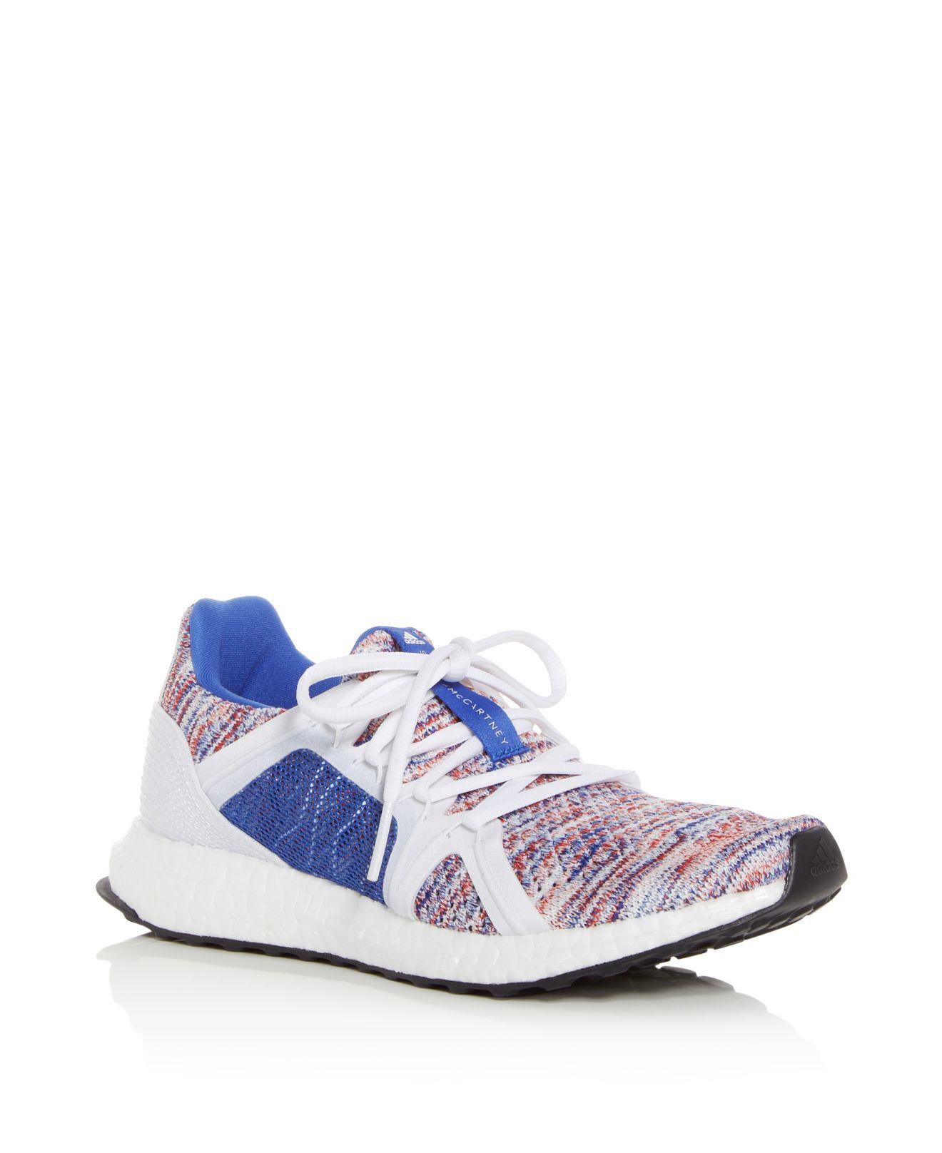 adidas Women's Ultraboost Parley Knit Lace Up Sneakers hlrSVEul0V