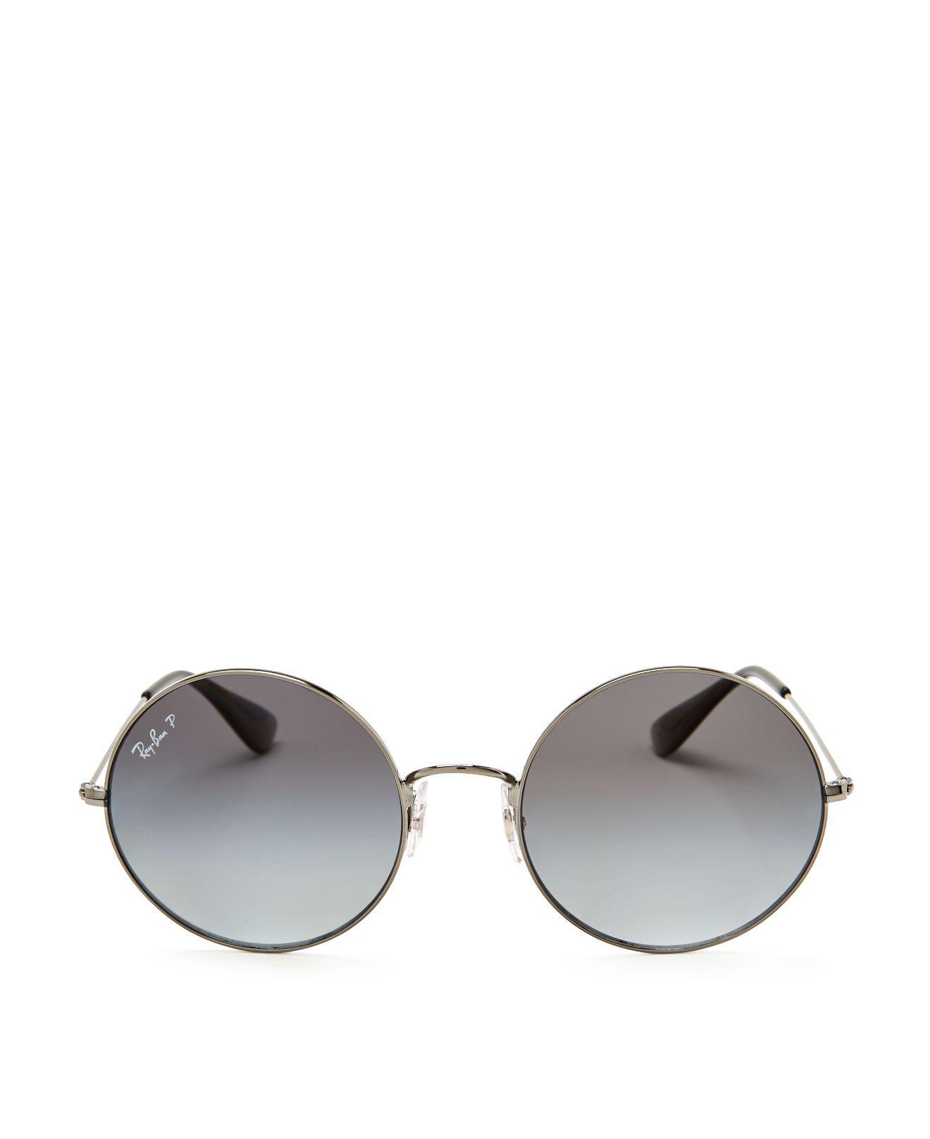 Ray-Ban Polarized Sunglasses , Rb3592 Ja-jo in Grey