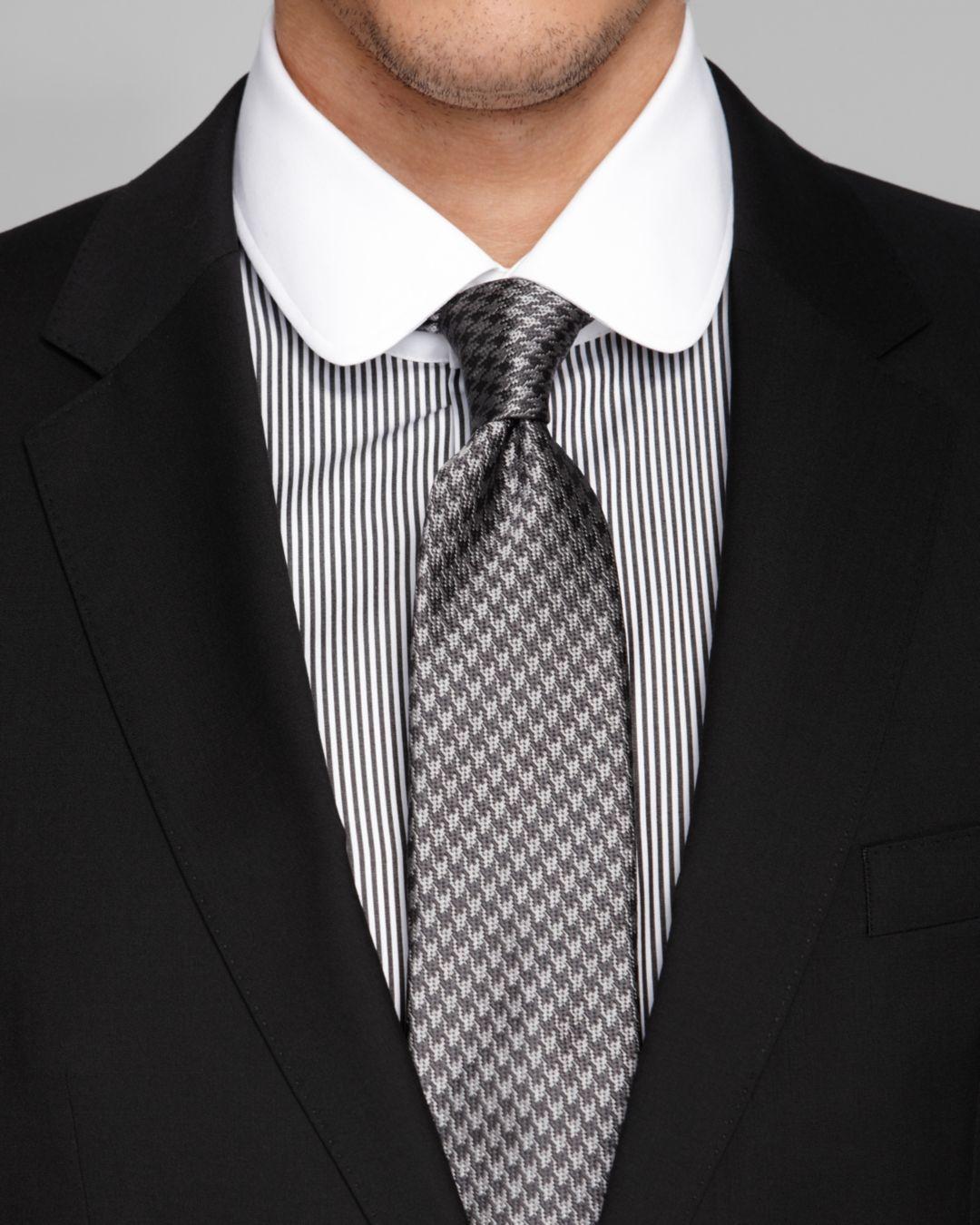 95246d9b6 Lyst - BOSS Boss James/sharp Suit - Regular Fit in Black for Men