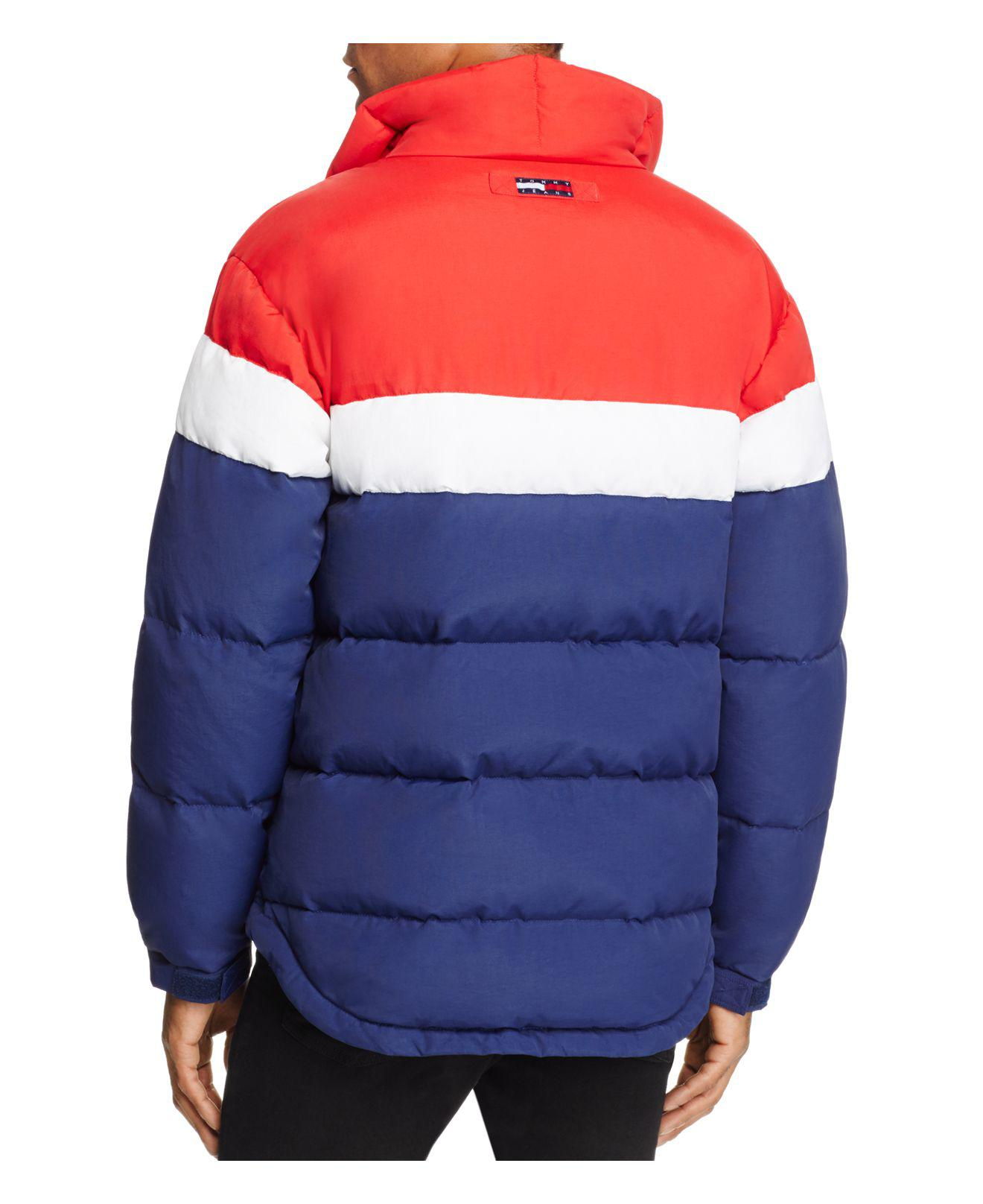 Lyst Tommy Hilfiger Tommy Jeans 90 S Retro Color Blocked