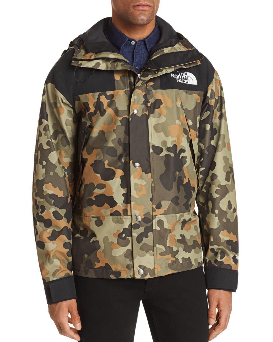 12047aa13 shop north face camo denali jacket 984d2 4b55c