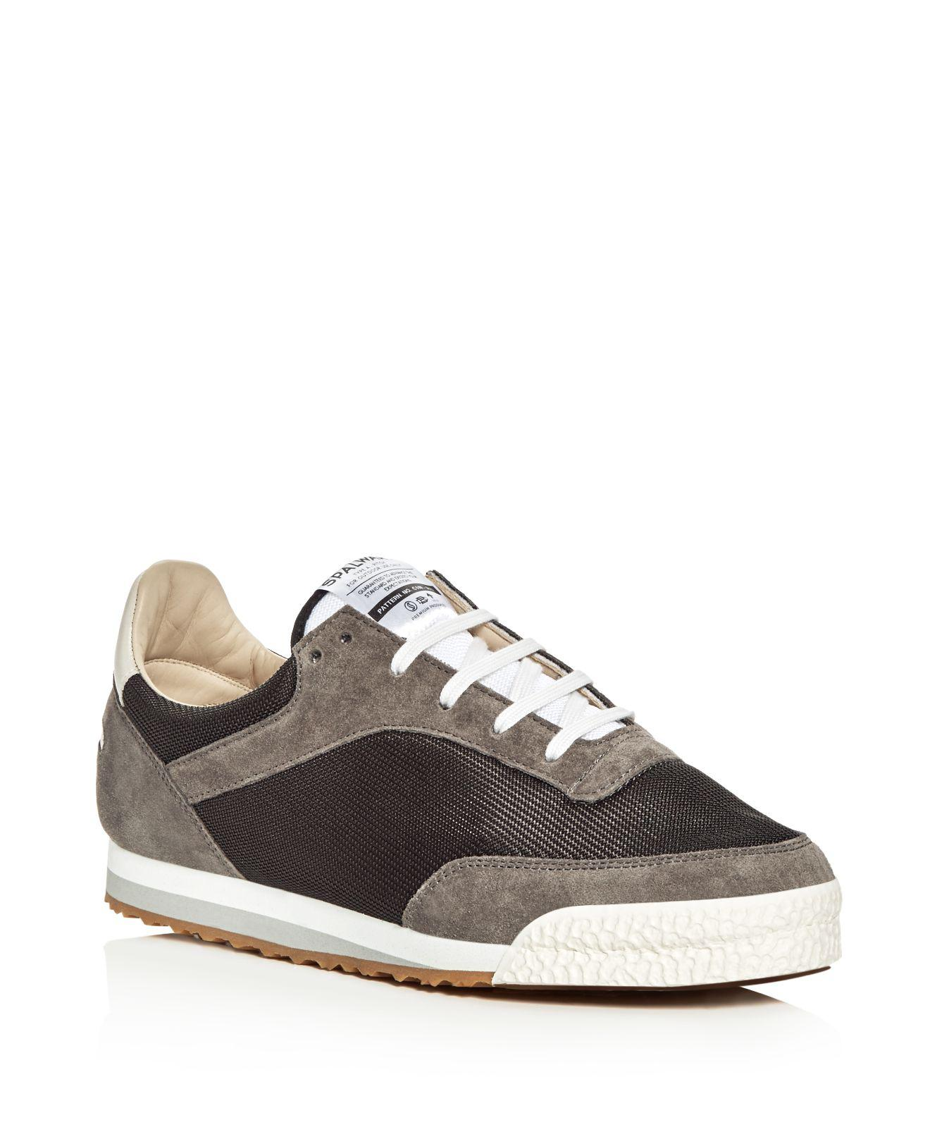 Spalwart & Grey Pitch Sneakers