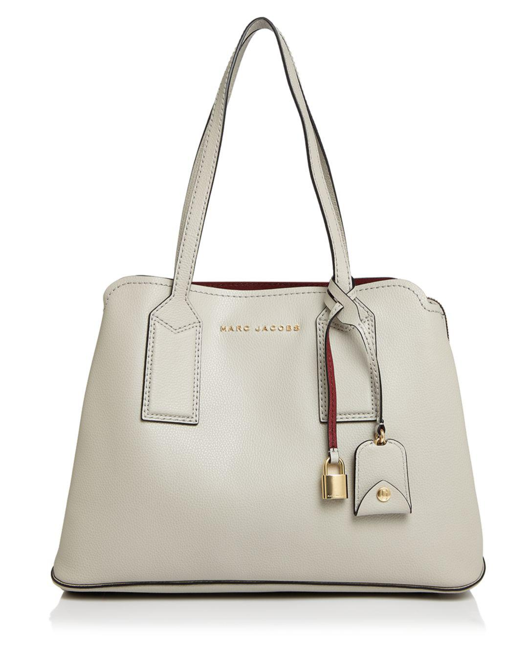 d1d12605b362 Lyst - Marc Jacobs The Editor Leather Tote
