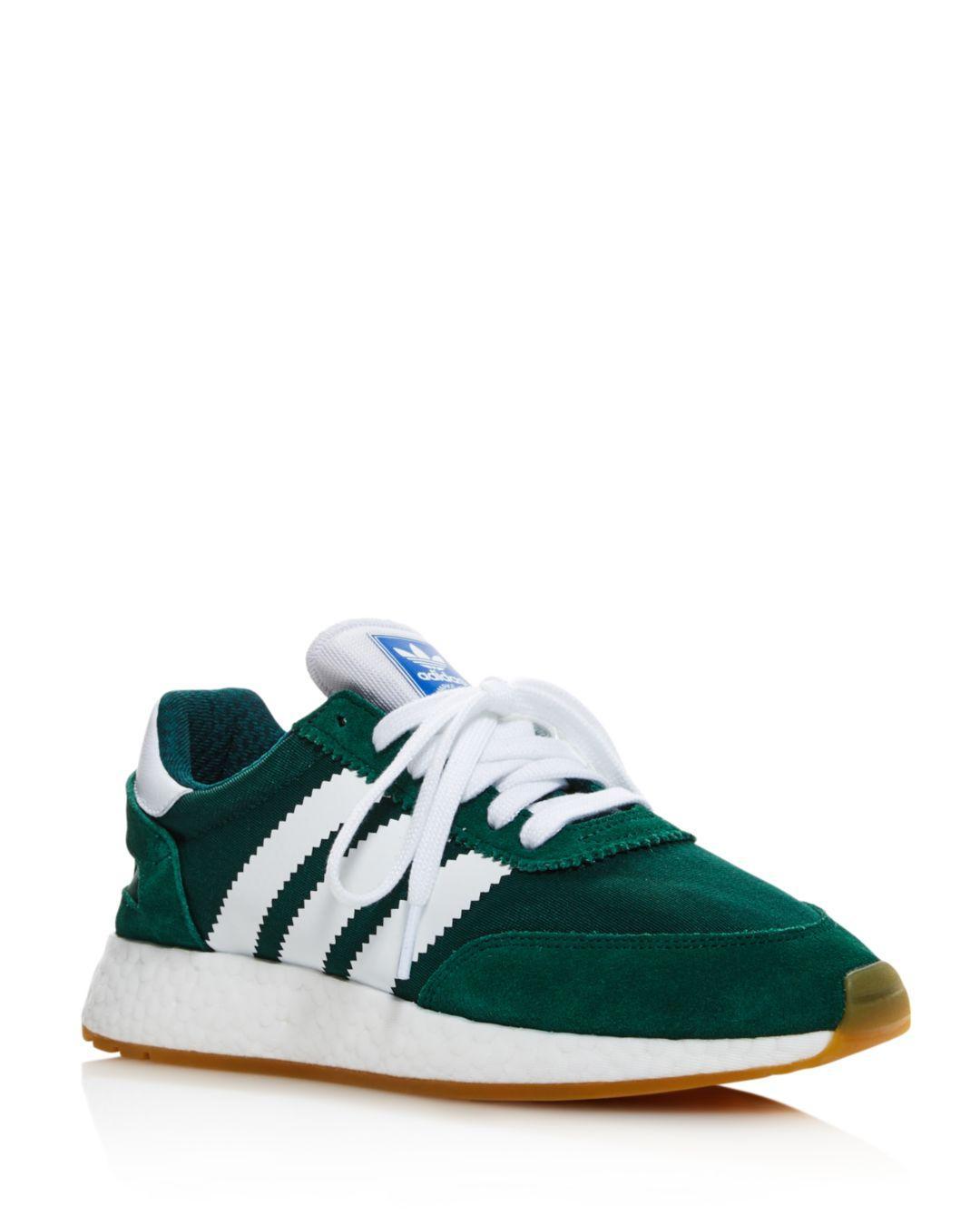 b5fe7093fc Adidas Green Women's I - 5923 Low - Top Sneakers