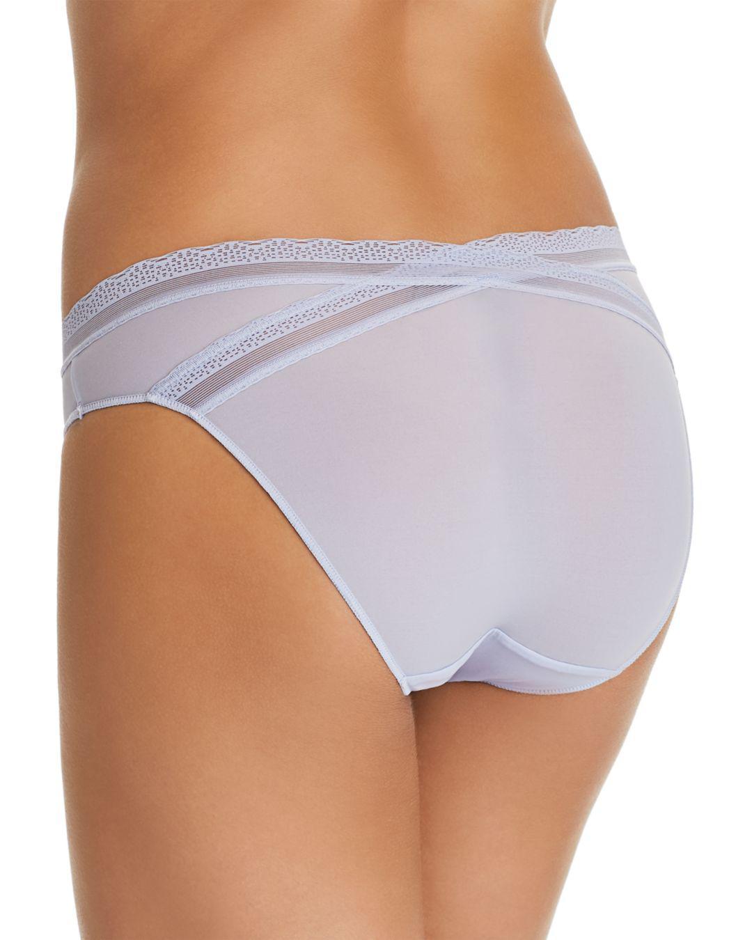 Thong butt and ass