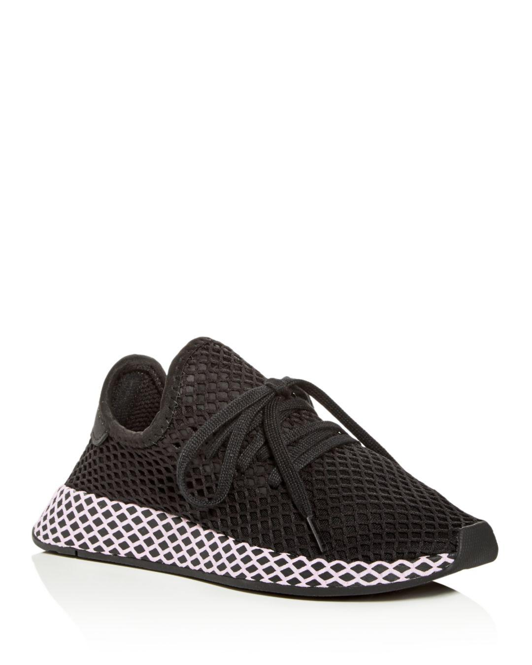 adidas Women's Deerupt Net Lace Up