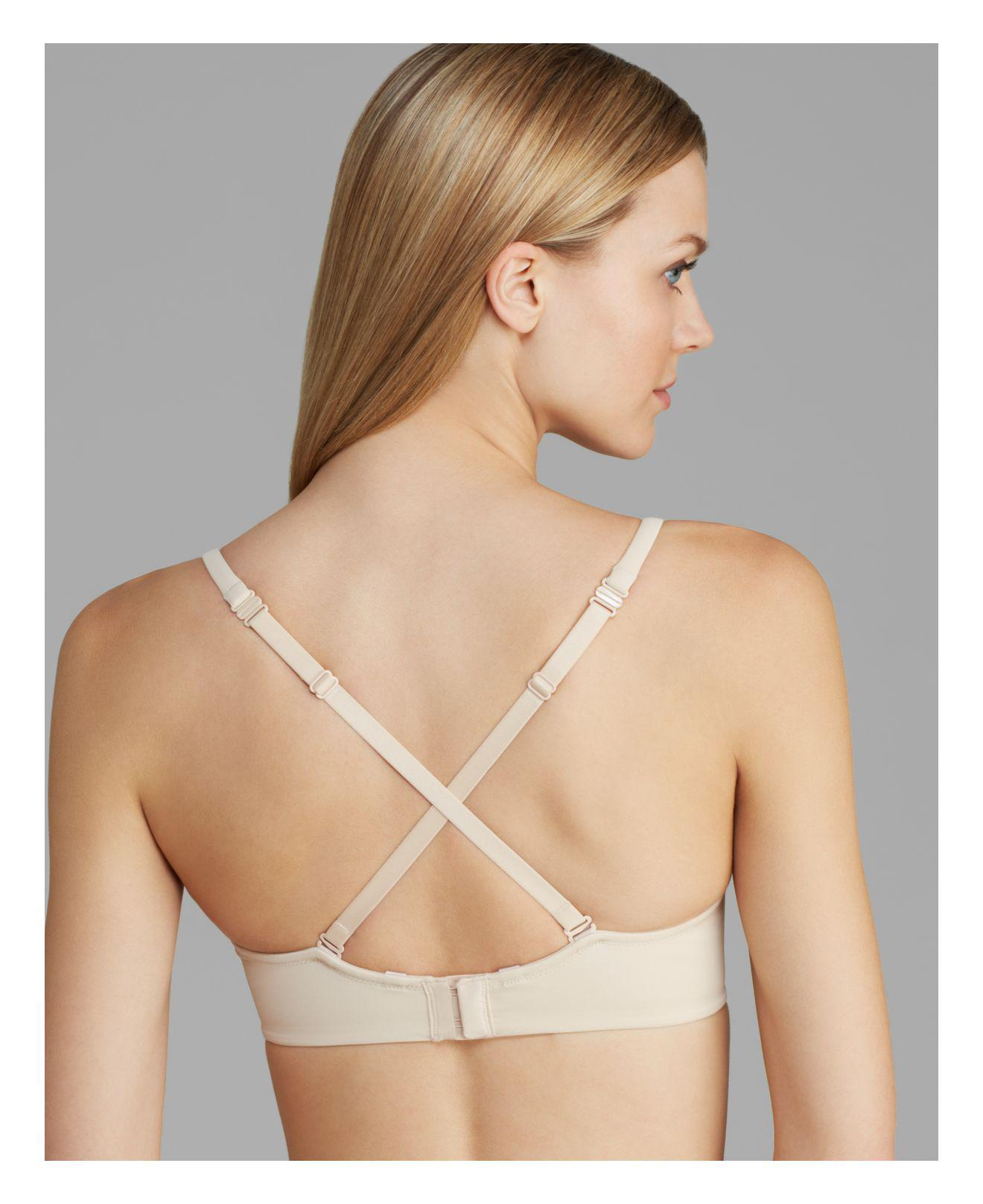 80b81bd31d Le Mystere Infinite Possibilities Convertible Push-up Contour Bra in ...