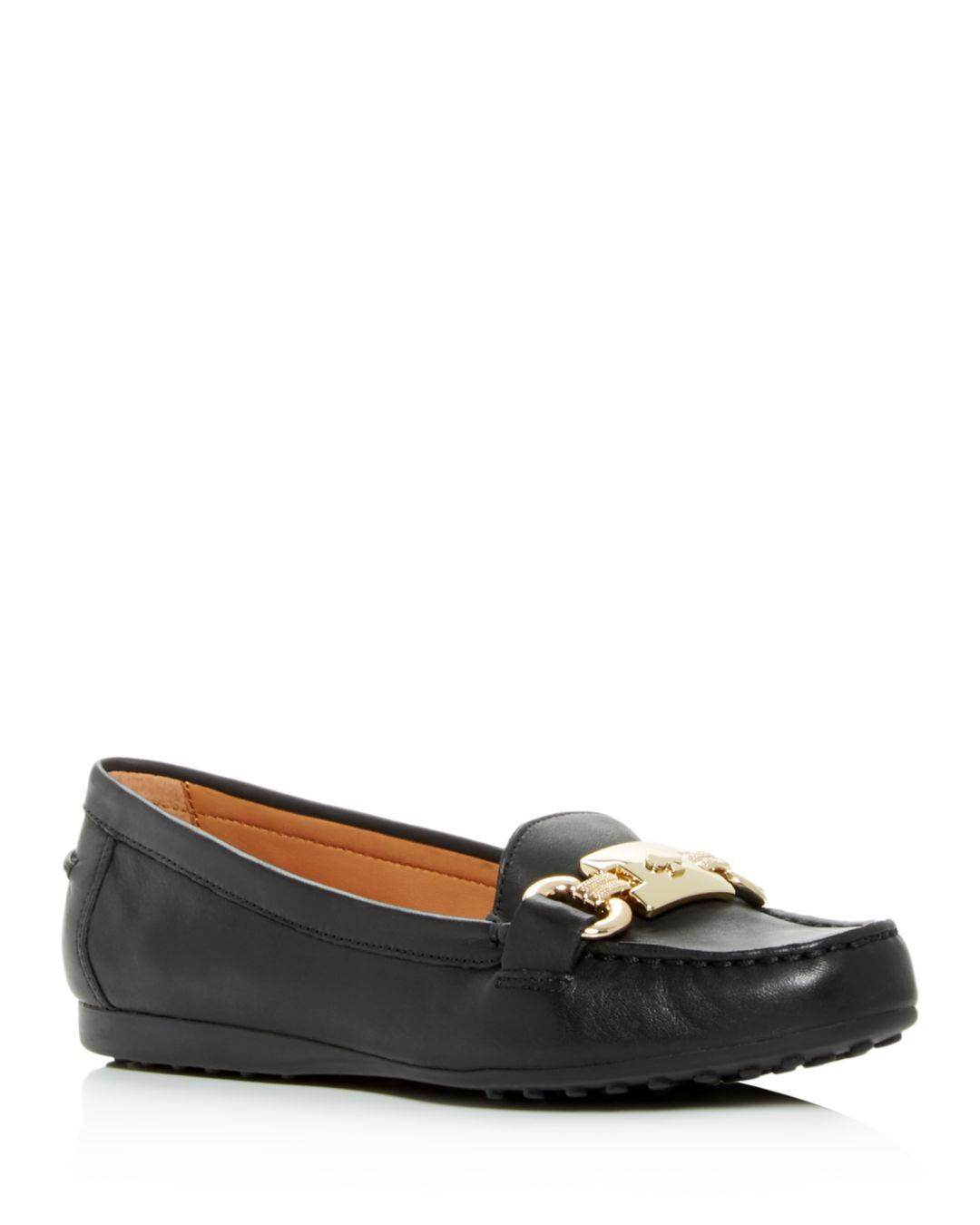 91e4879c534 Lyst - Kate Spade Women s Carson Loafers in Black - Save 25%