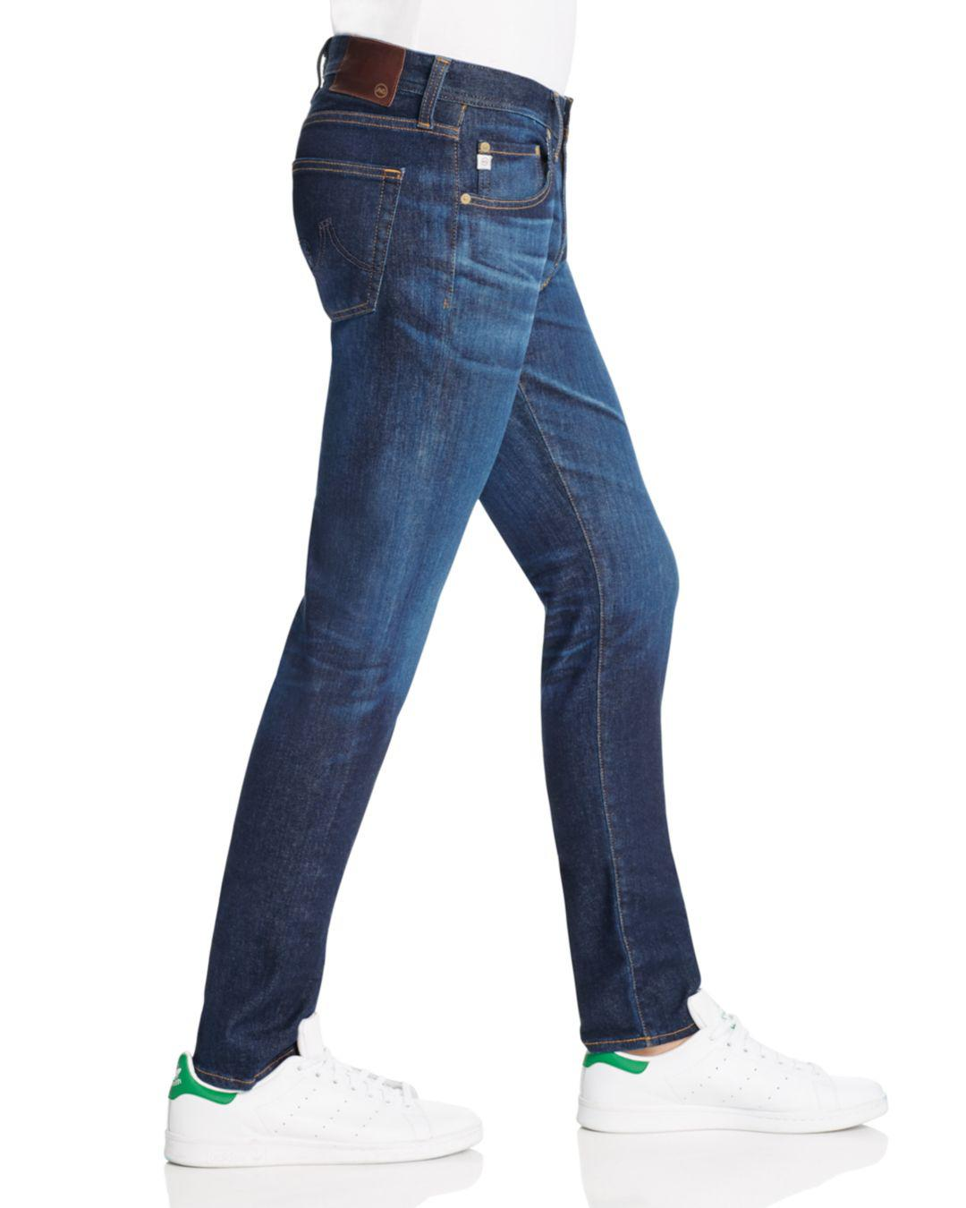 AG Jeans Denim 360 Dylan Super Slim Fit Jeans In 5 Years Outcome in Blue for Men