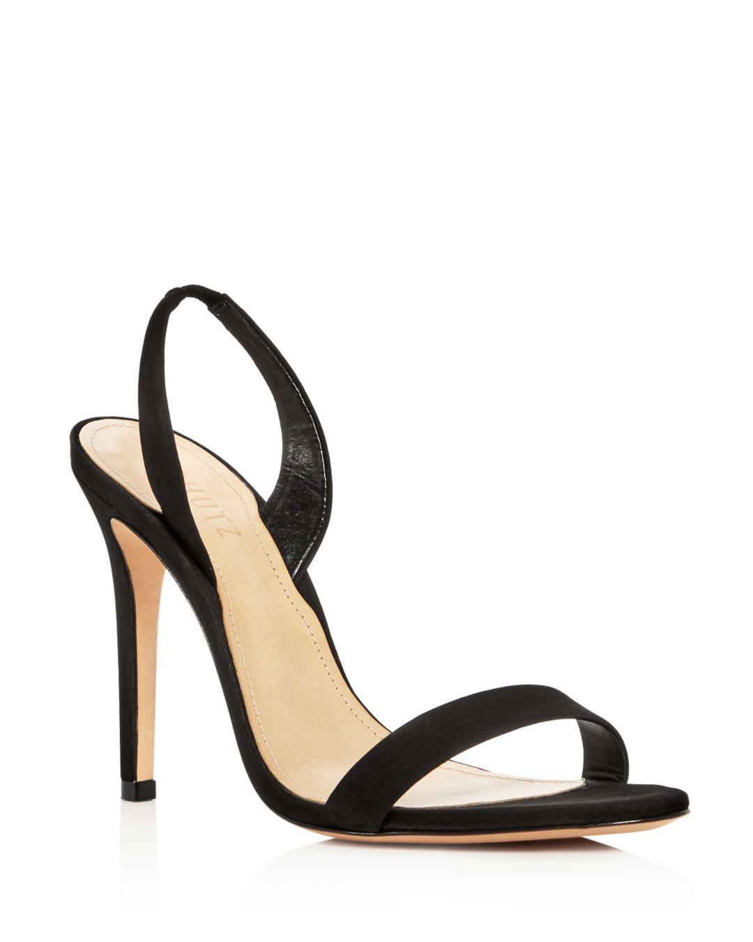 Luriane Slingback High - Heel Sandals