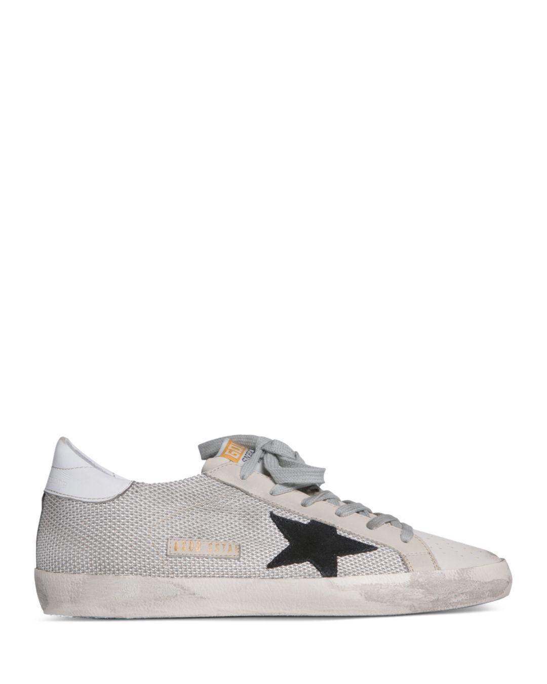 e0328363b7ba Lyst - Golden Goose Deluxe Brand Men s Superstar Low-top Sneakers in ...